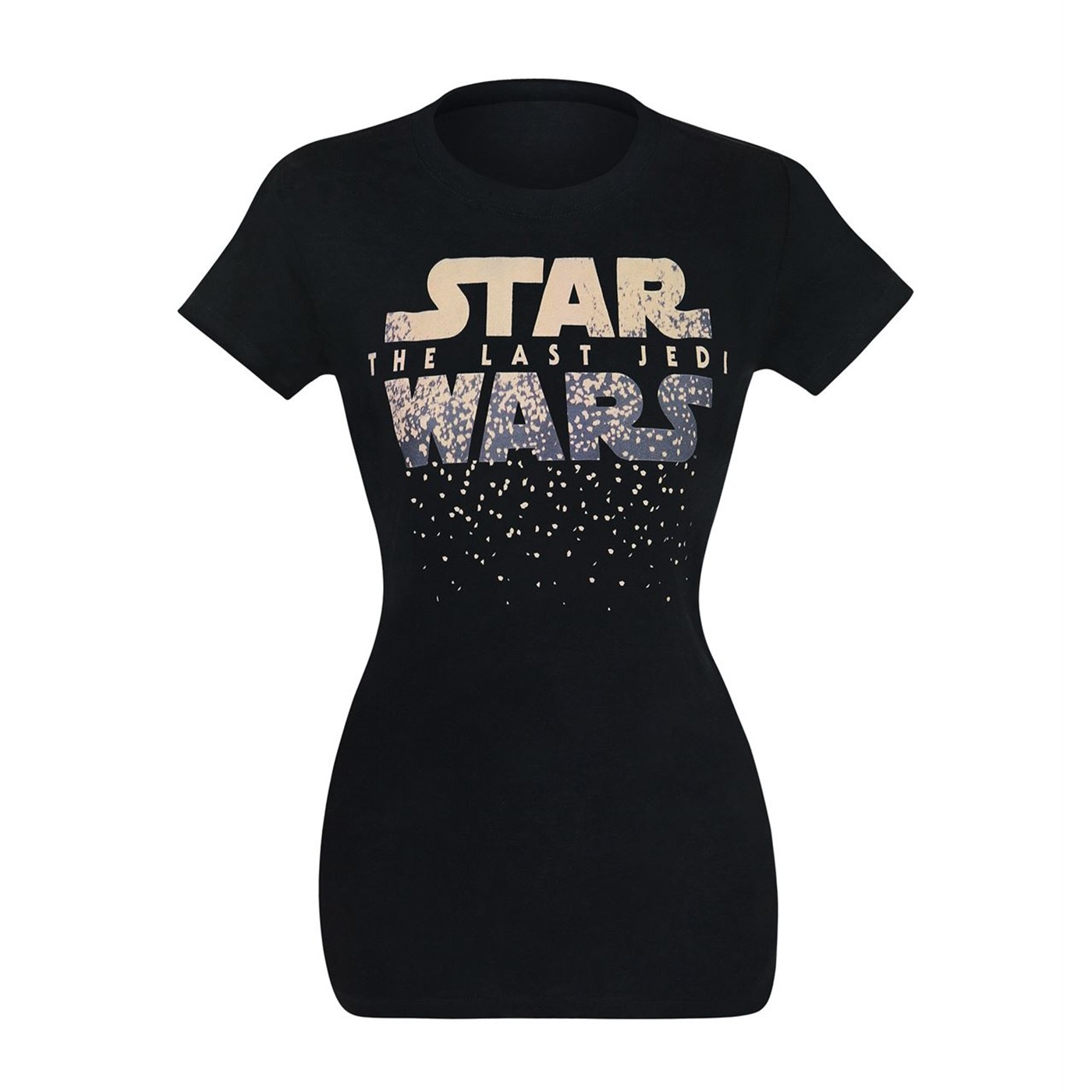 Star Wars Last Jedi Logo Women's T-Shirt