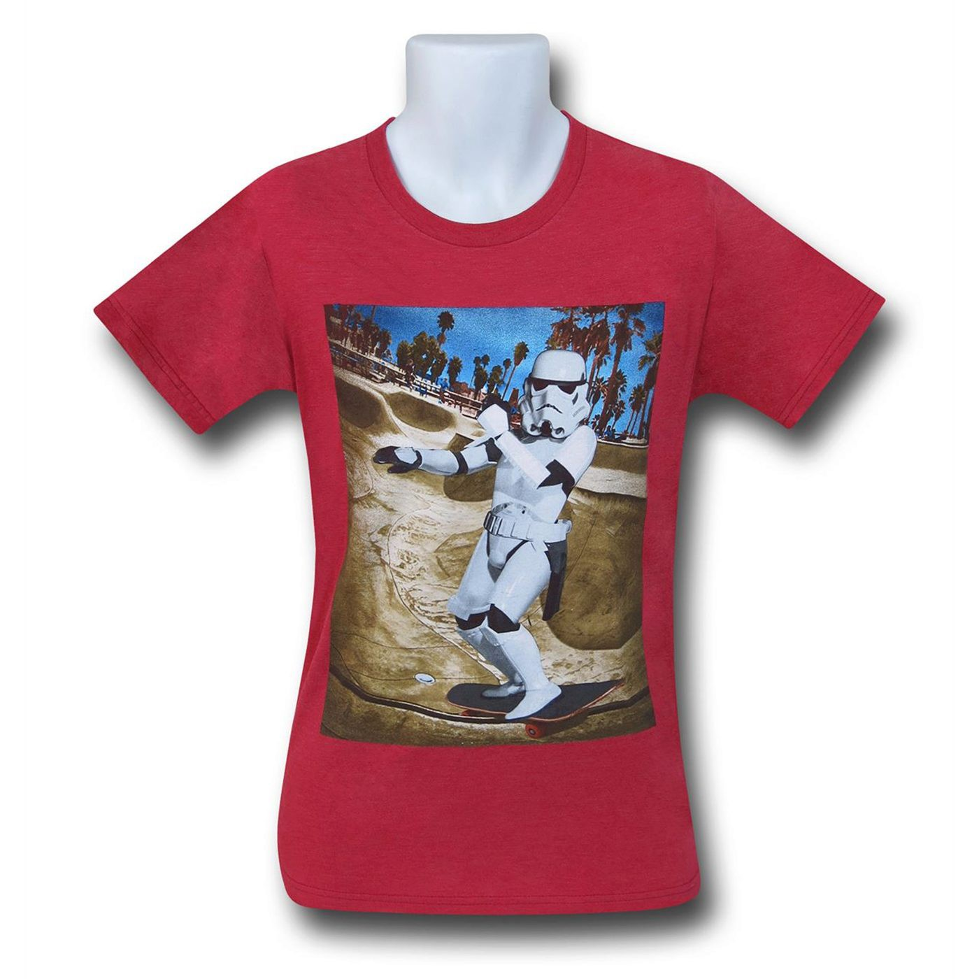 Star Wars Trooper Pool Skate Kids T-Shirt