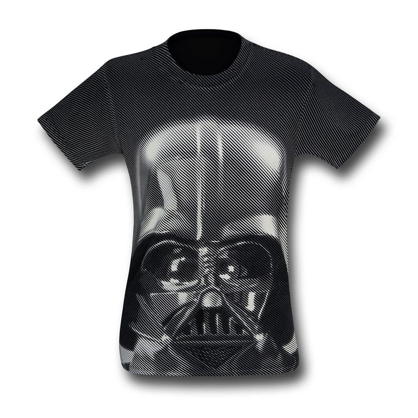 Star Wars Darth Vader All-Over Print Men's T-Shirt