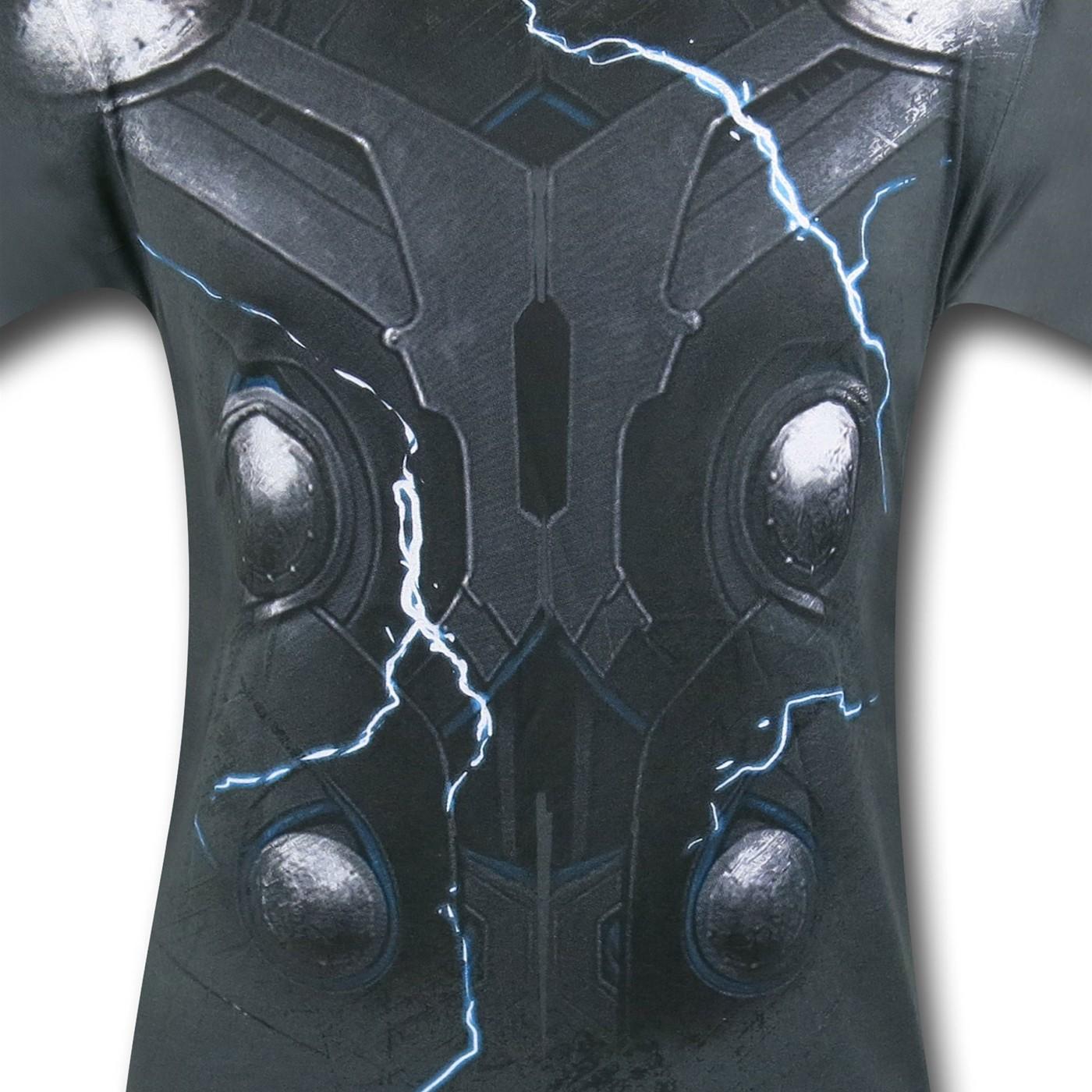 Thor Lightning Costume T-Shirt