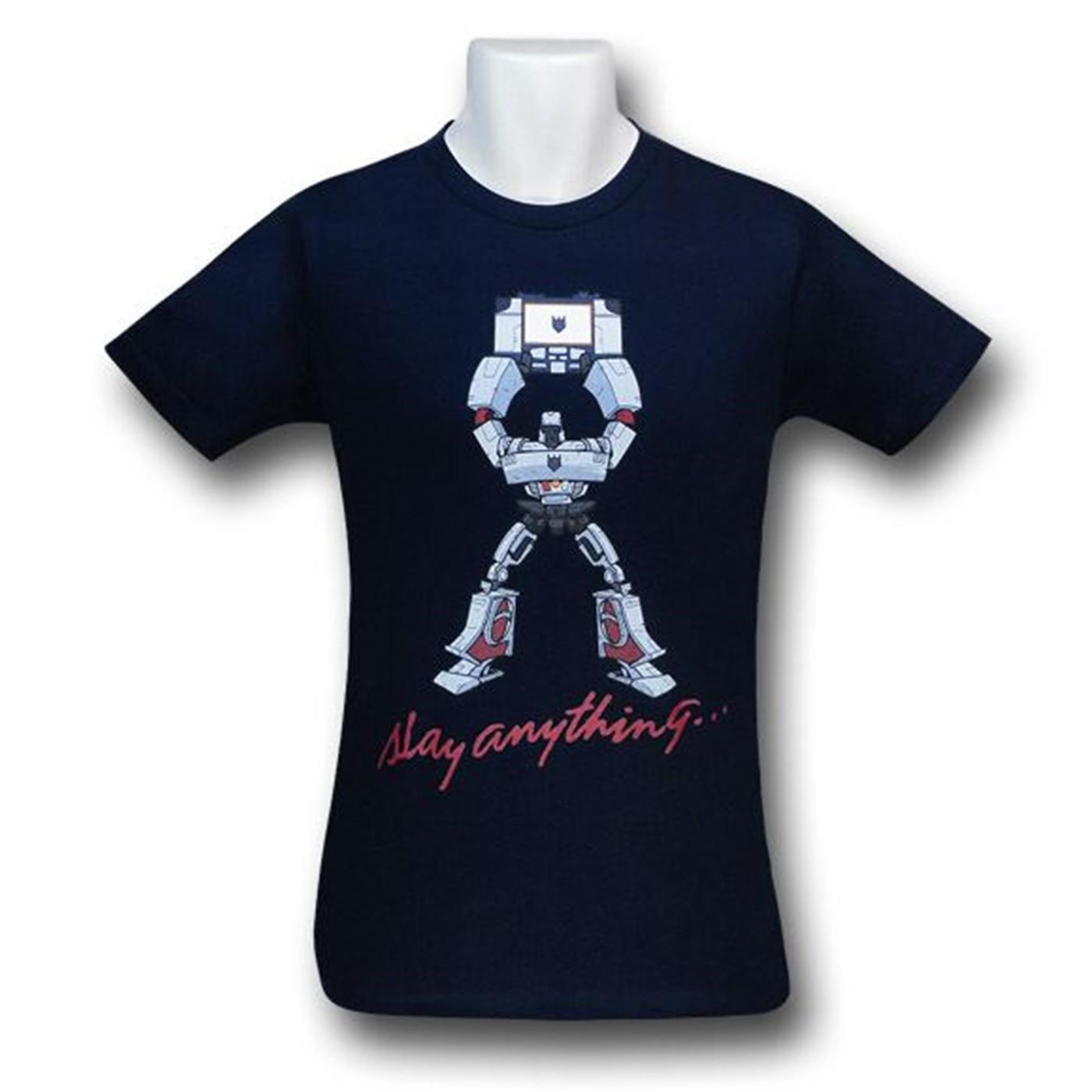 Transformers Soundwave Slay 30 Single T-Shirt