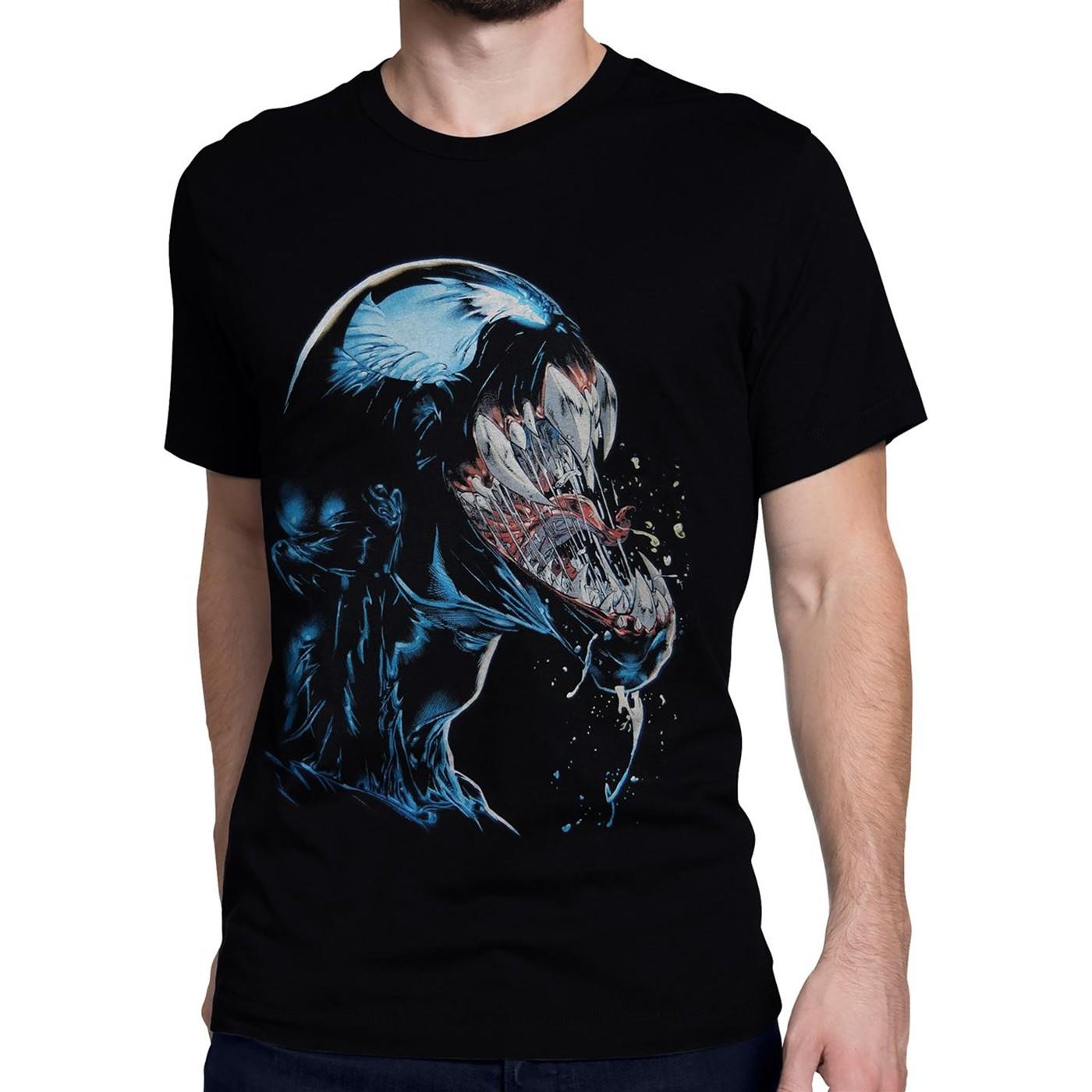 Venom Scream Men's T-Shirt