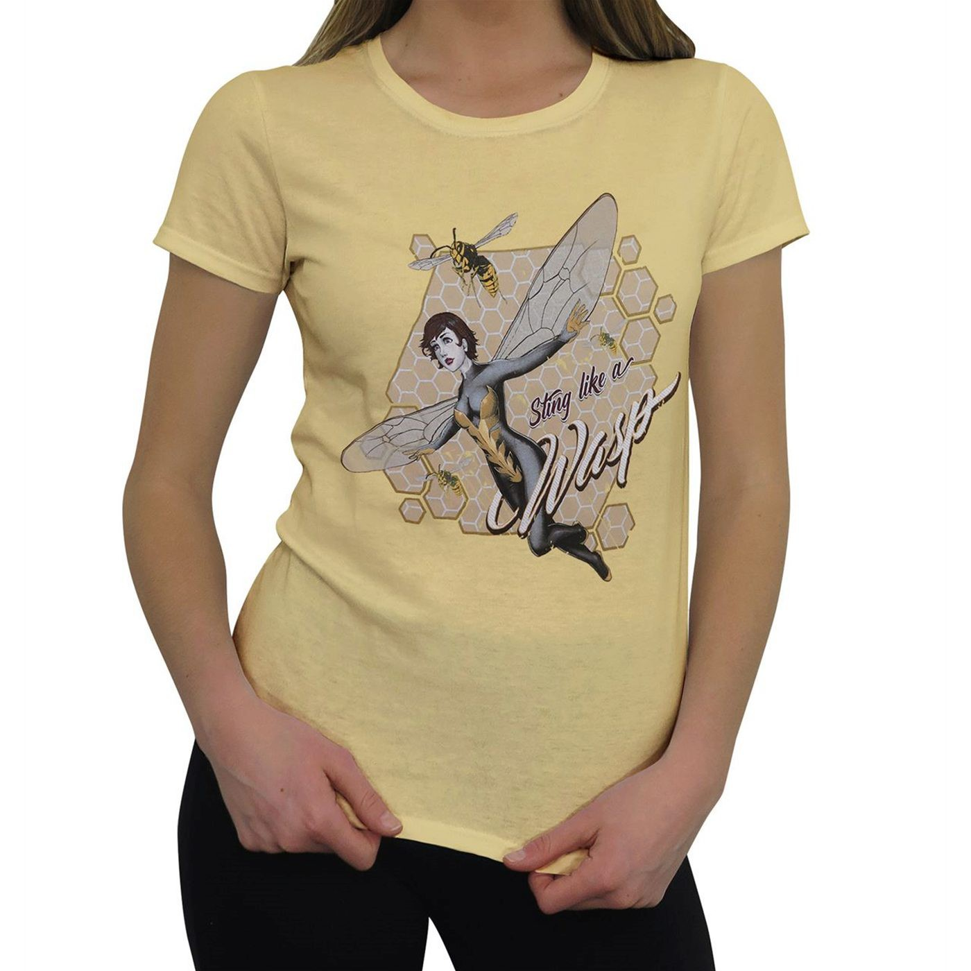 Wasp Sting Like a Wasp Women's T-Shirt