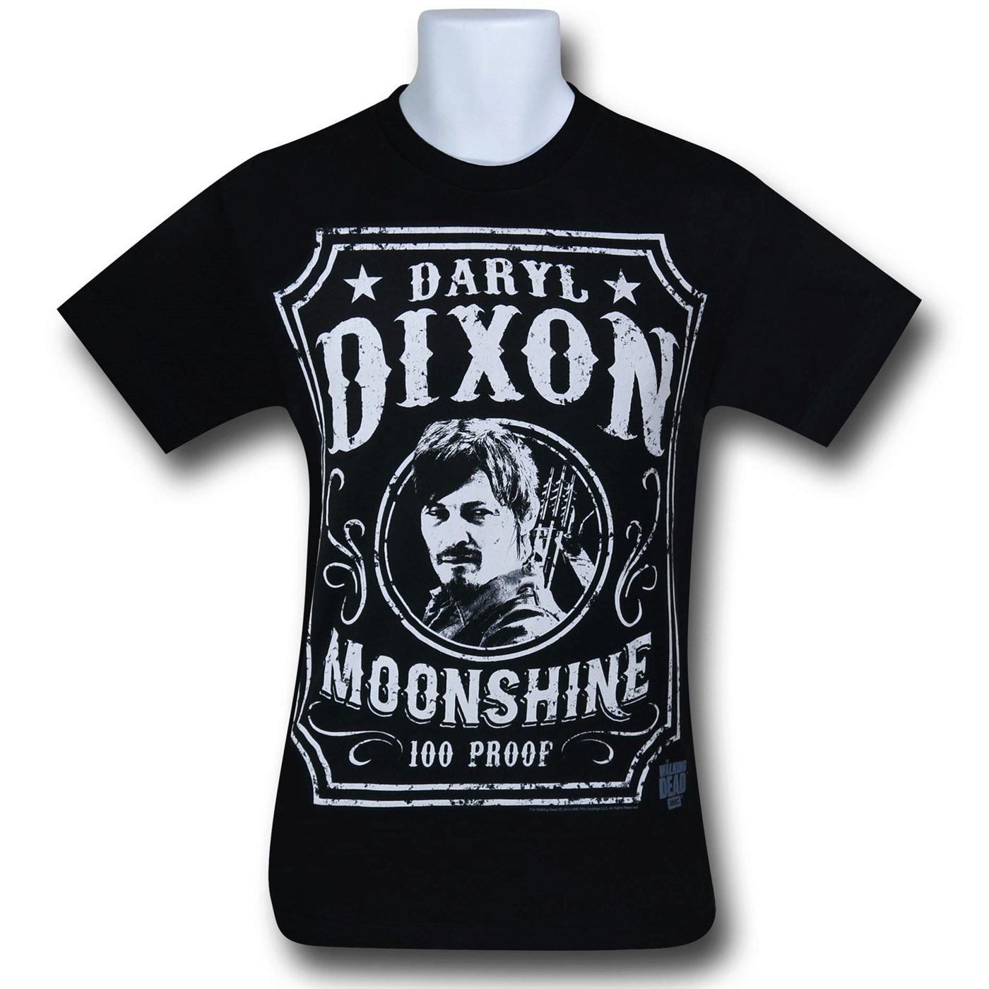 Walking Dead Dixon Moonshine T-Shirt