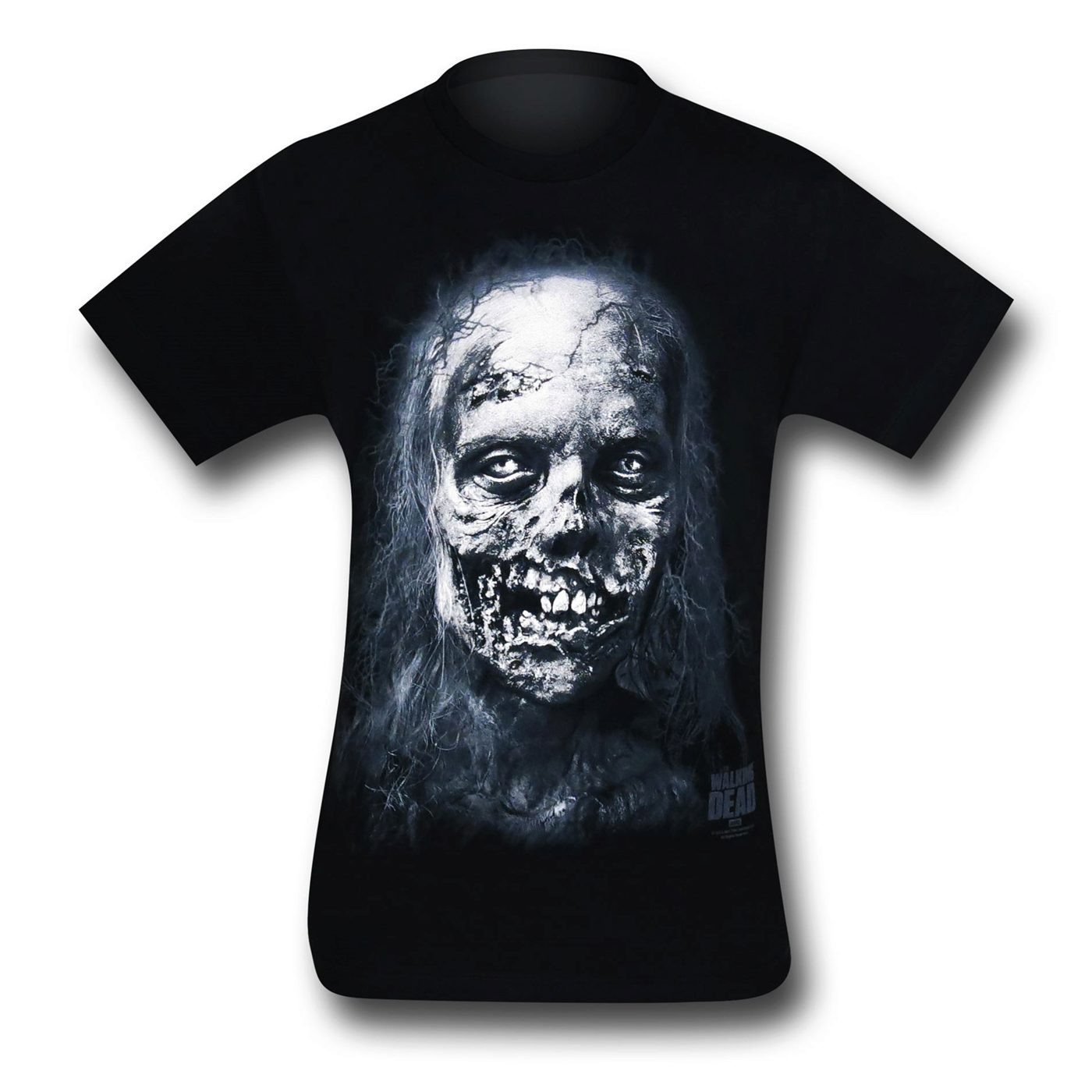 Walking Dead Puffy Zombie T-Shirt