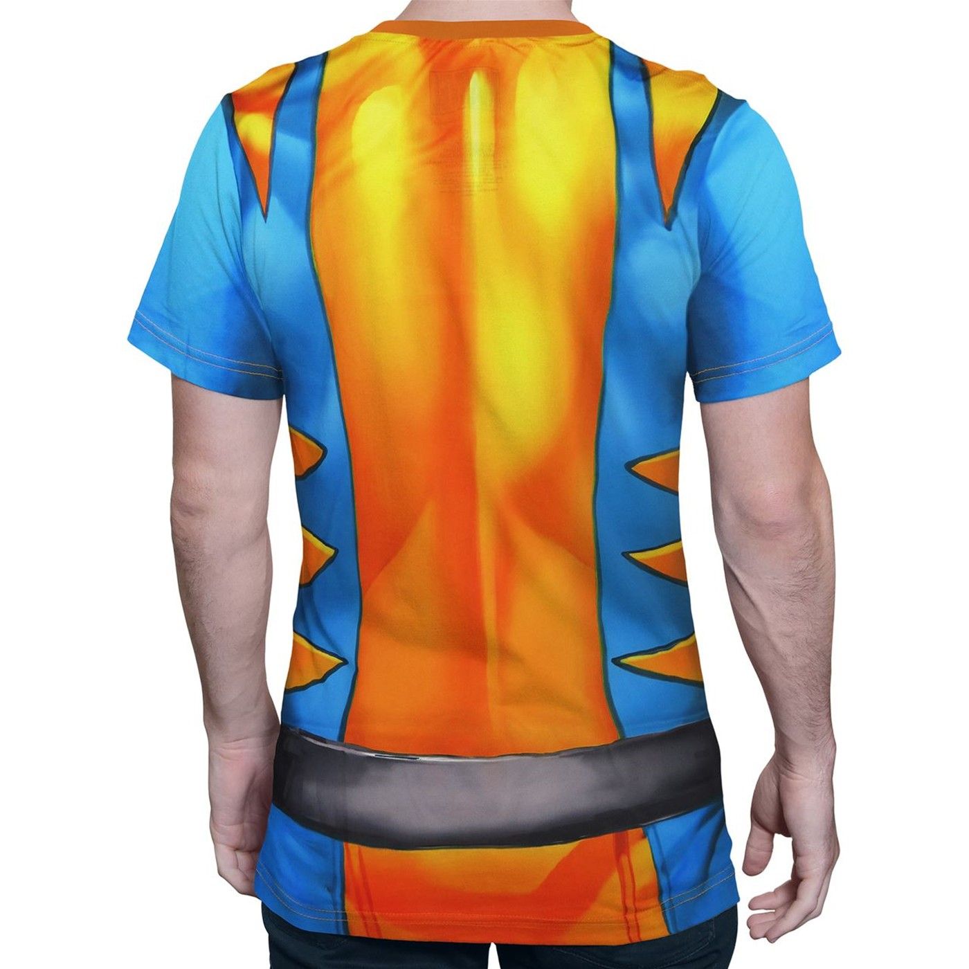Wolverine Sublimated Costume Fitness T-Shirt