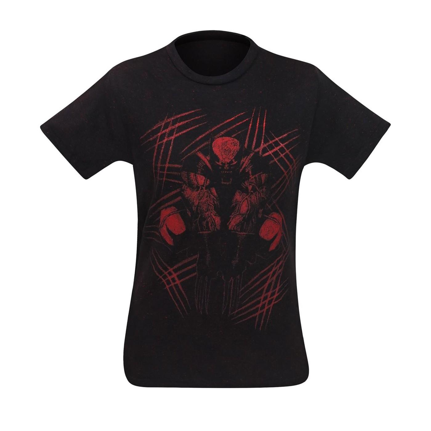Wolverine Slash and Dash Men's T-Shirt