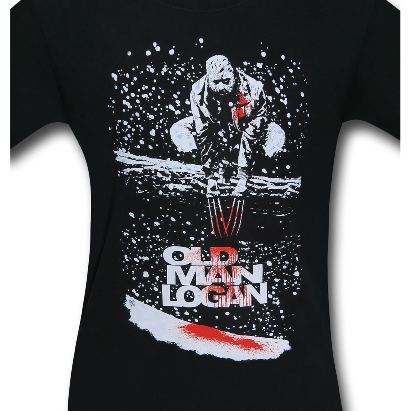 Wolverine Old Man Logan #5 Cover Men's T-Shirt
