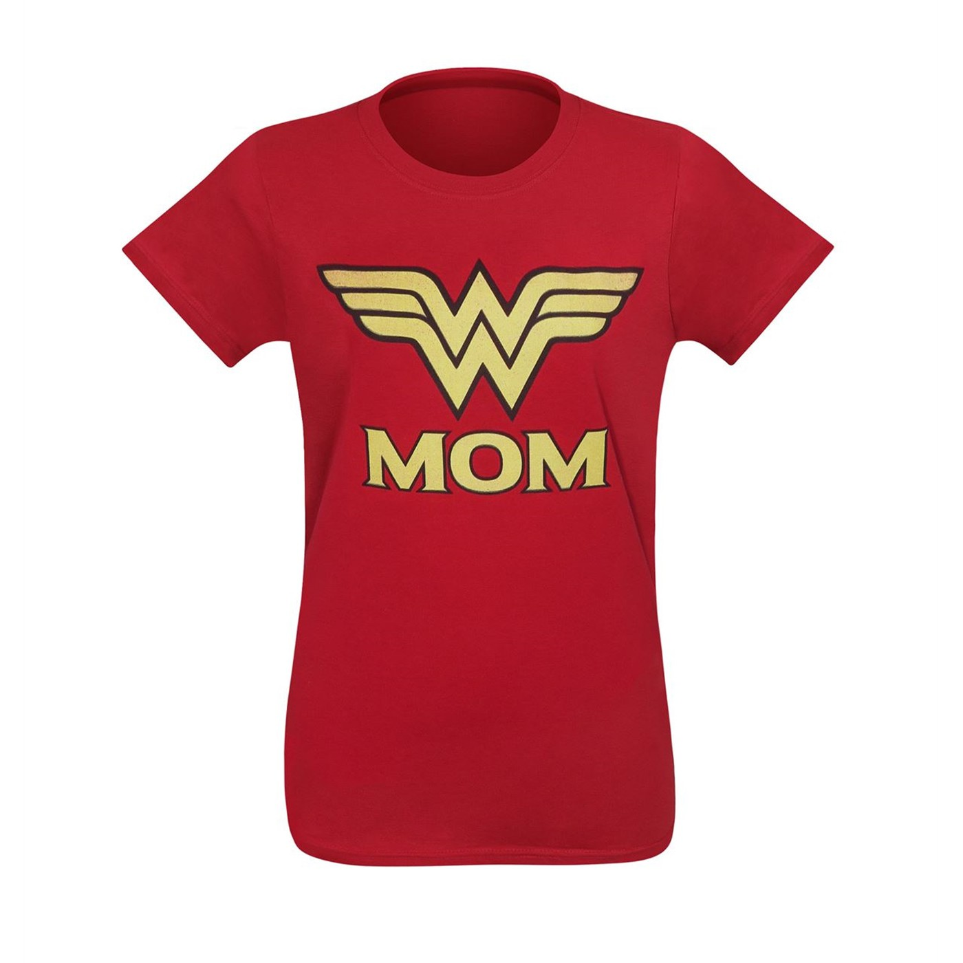 Wonder Woman Mom Women's T-Shirt