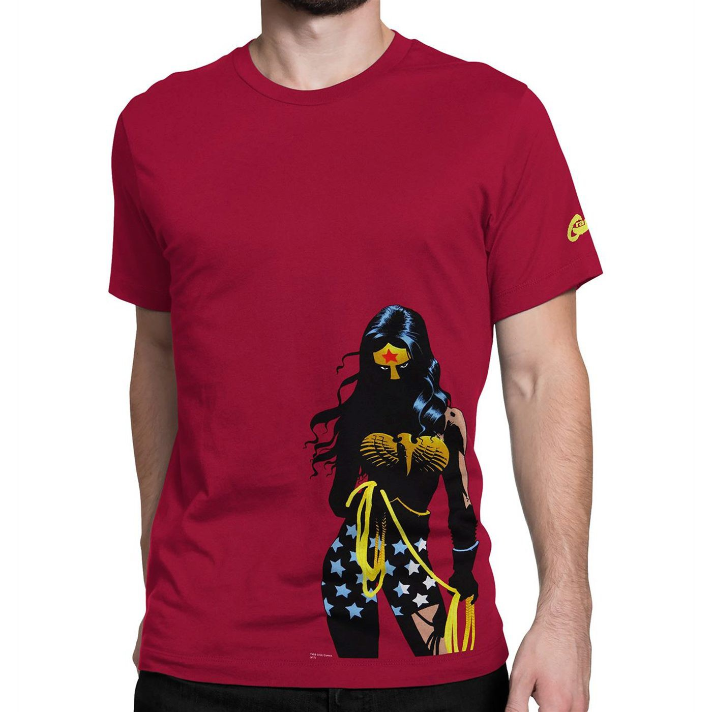 Wonder Woman Dark Knight by Eduardo Risso Men's T-Shirt