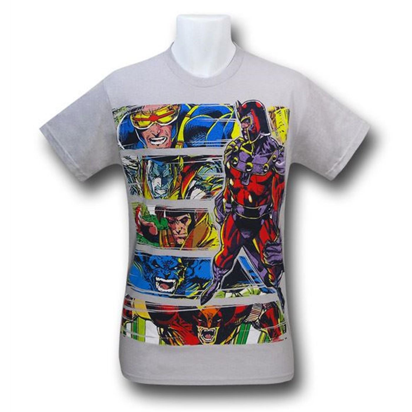 X-Men Magneto Vigilant Defiance T-Shirt