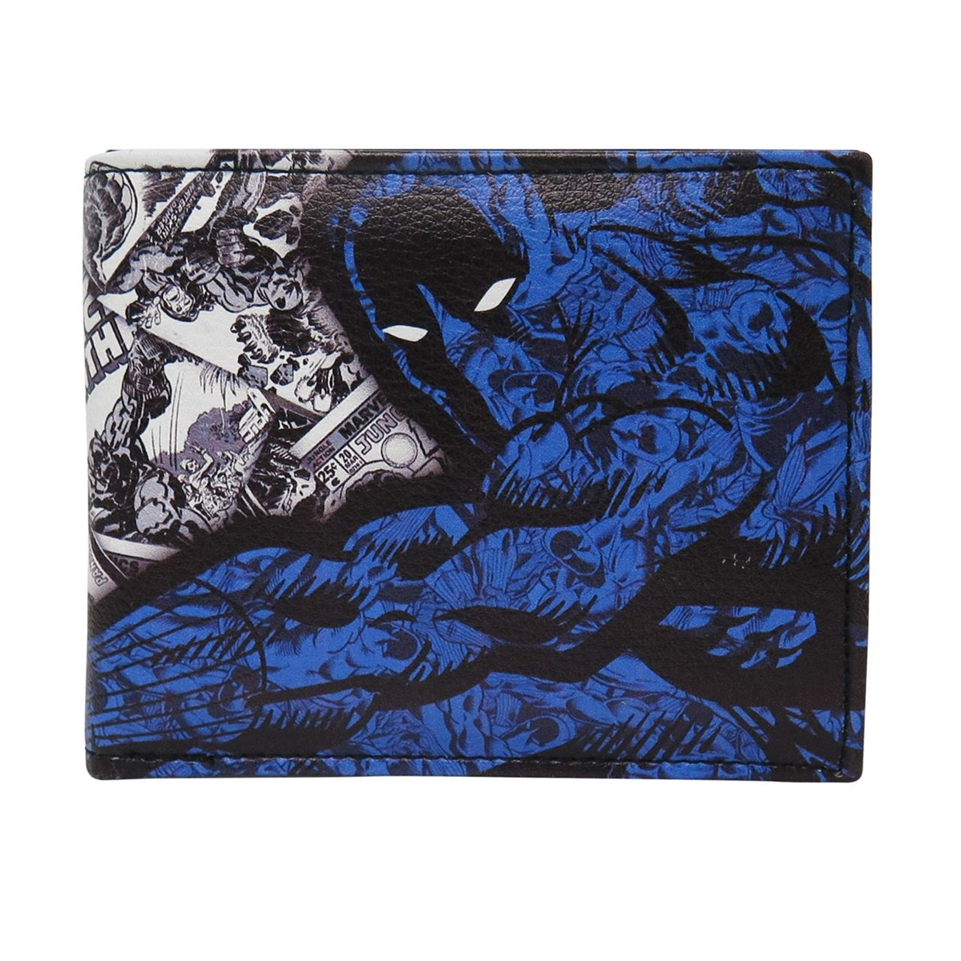 Black Panther Classic Men's Bi-Fold Wallet