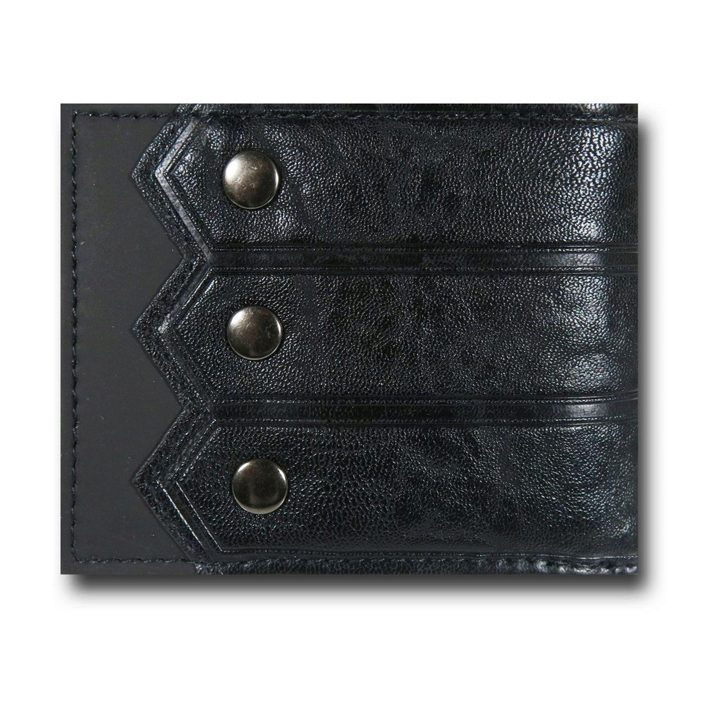 Winter Soldier Suit-Up Men's Bi-Fold Wallet