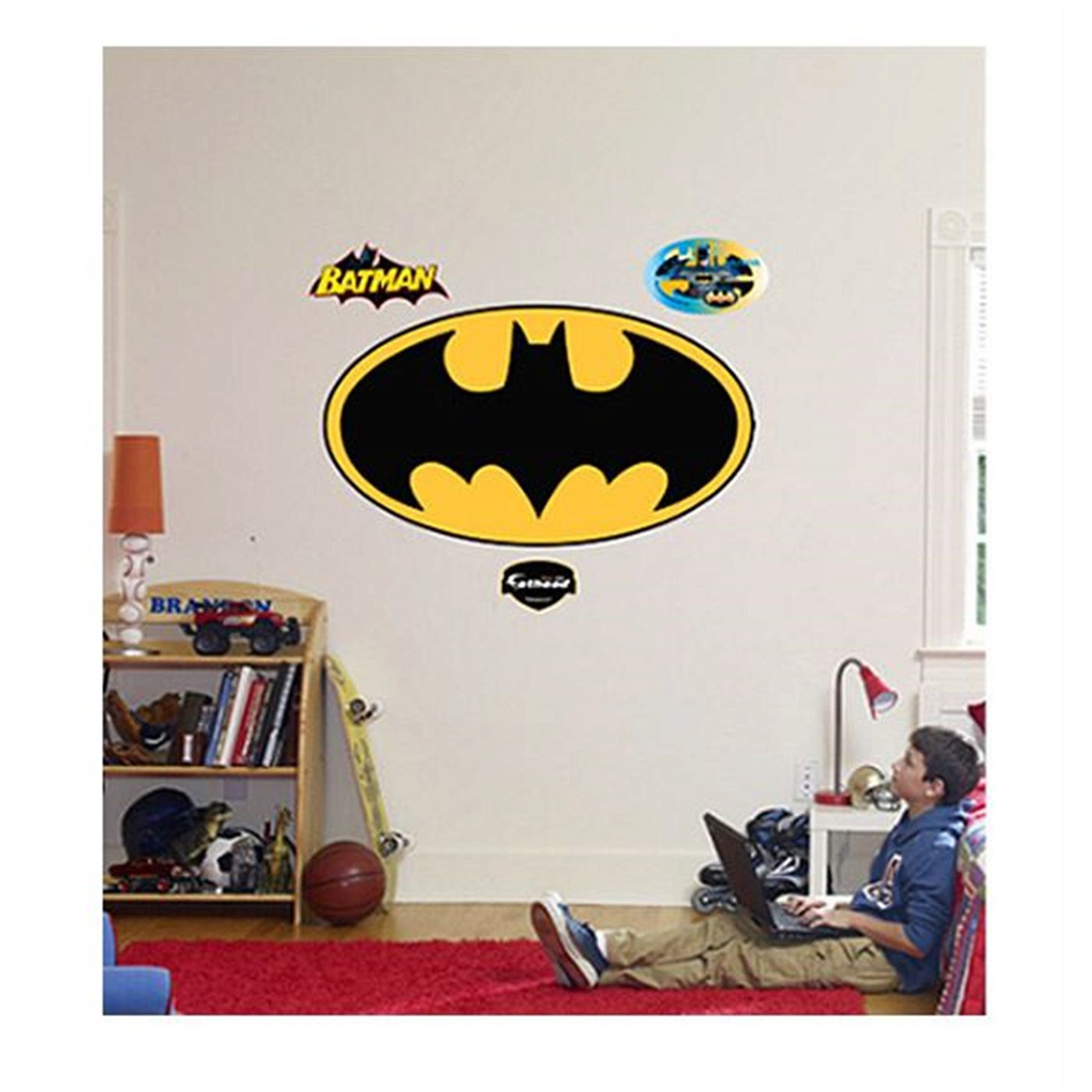 Batman Symbol Large Wall Decal