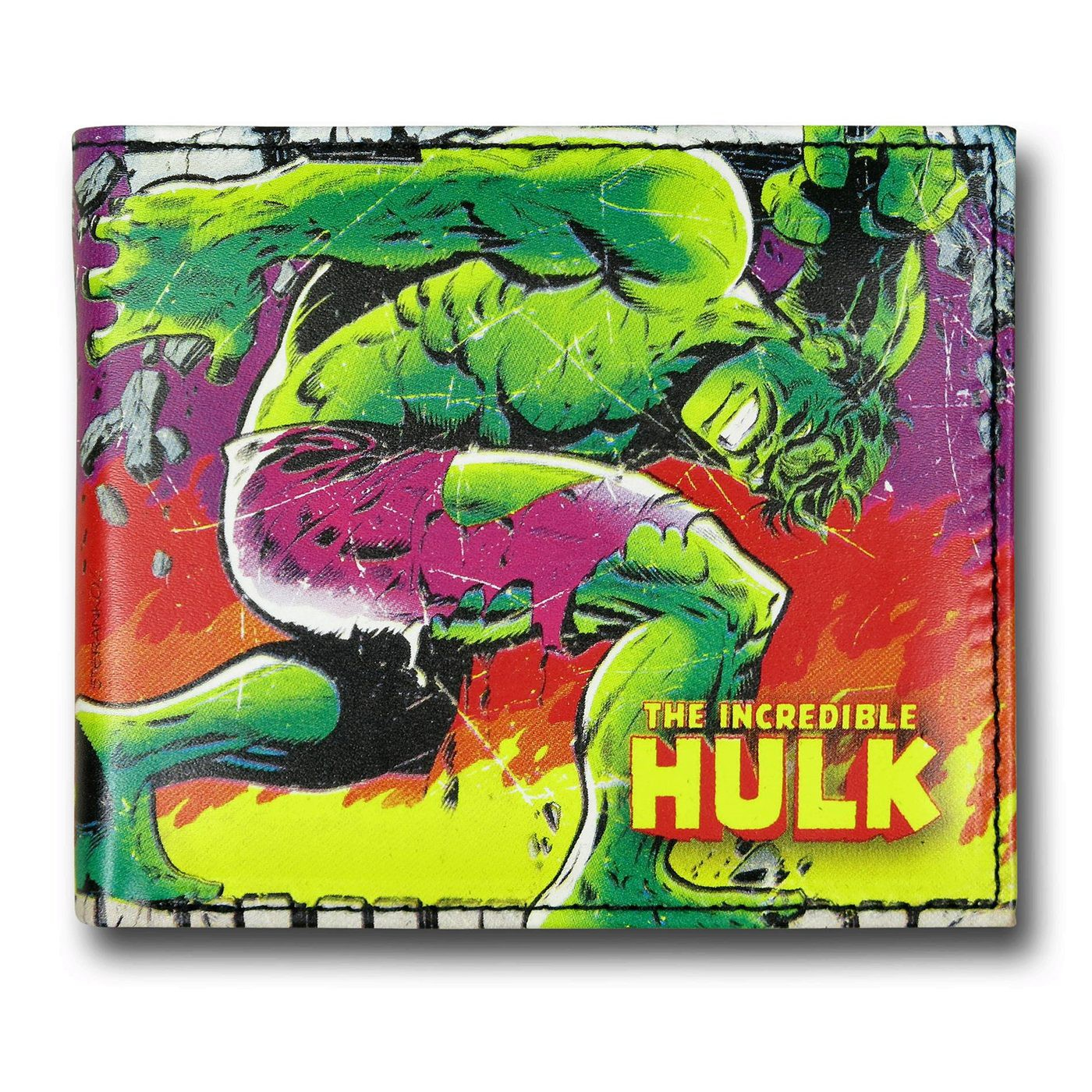 Hulk Annual #1 Cover Wallet and Tin