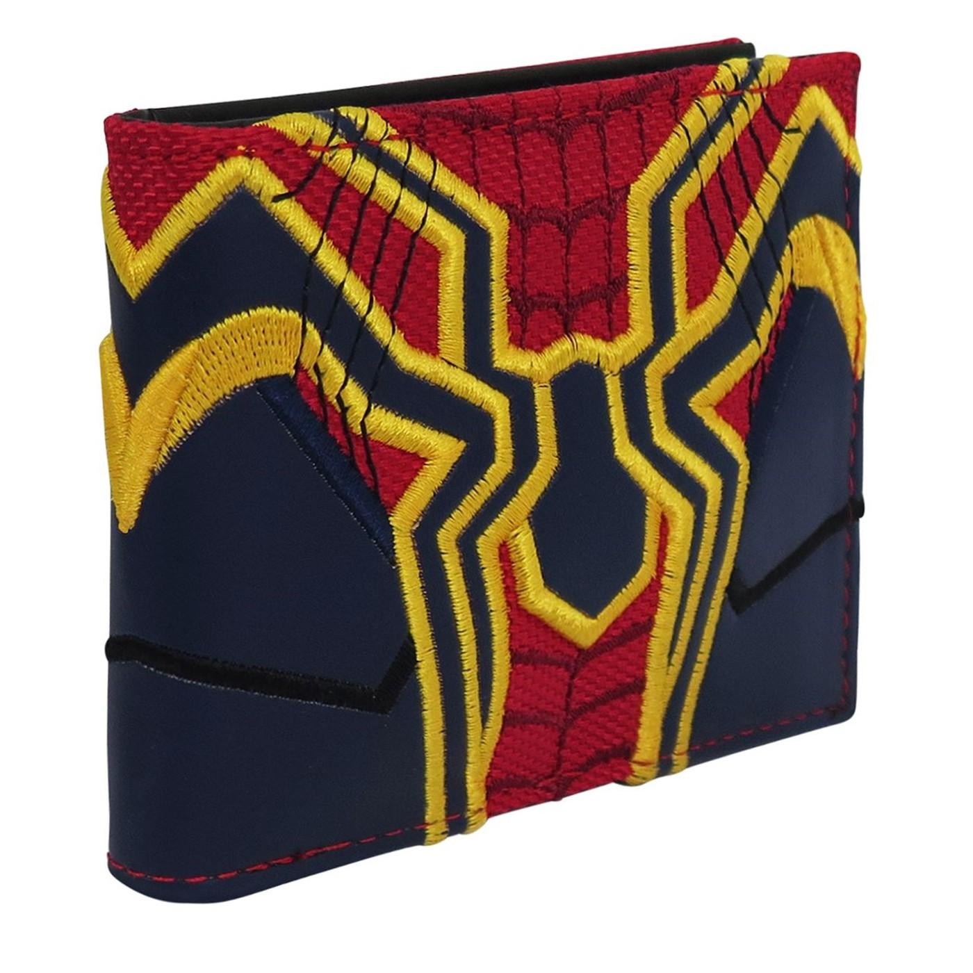 Avengers Infinity War Iron Spider Suit-Up Wallet