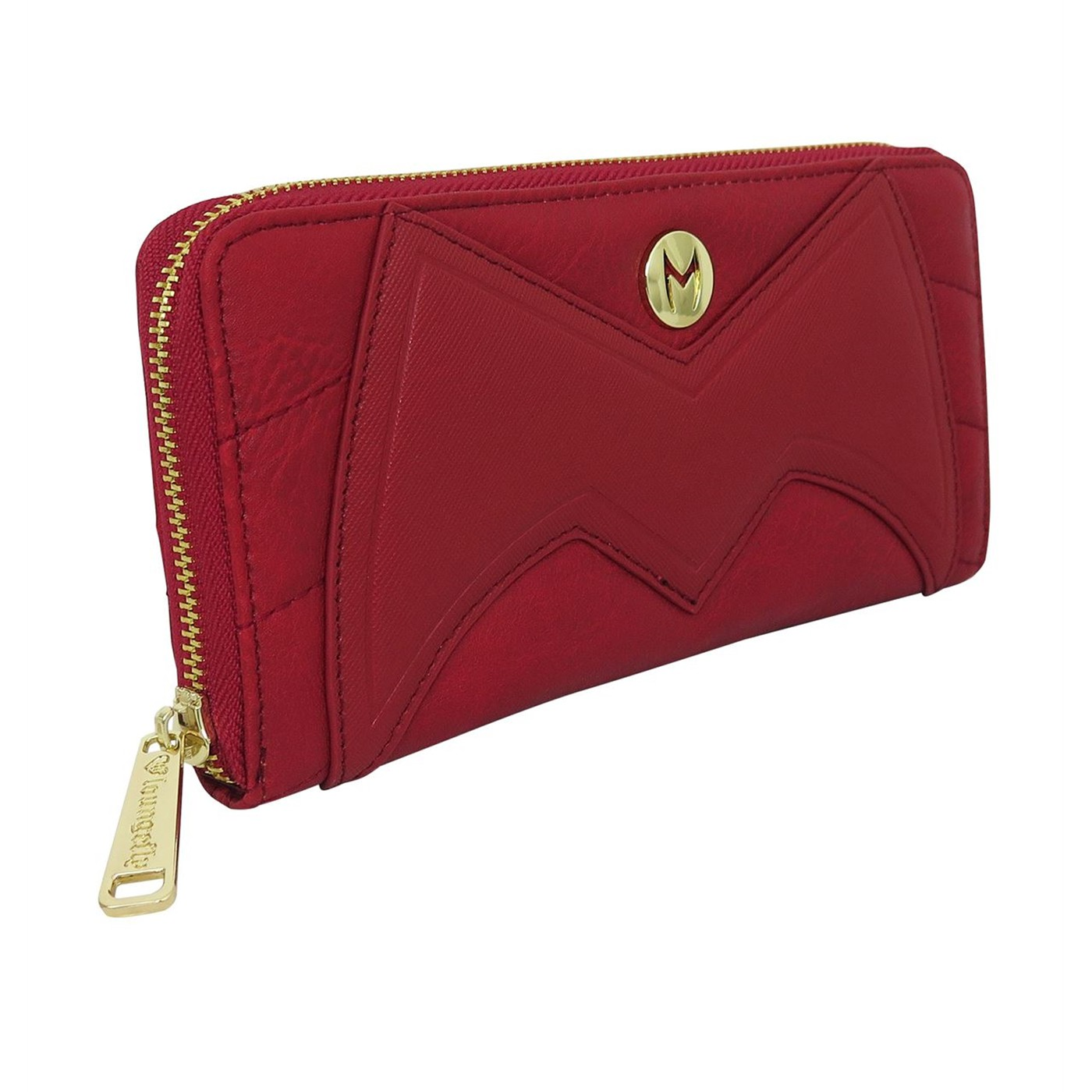 Avengers Scarlet Witch Loungefly Zip Around Wallet