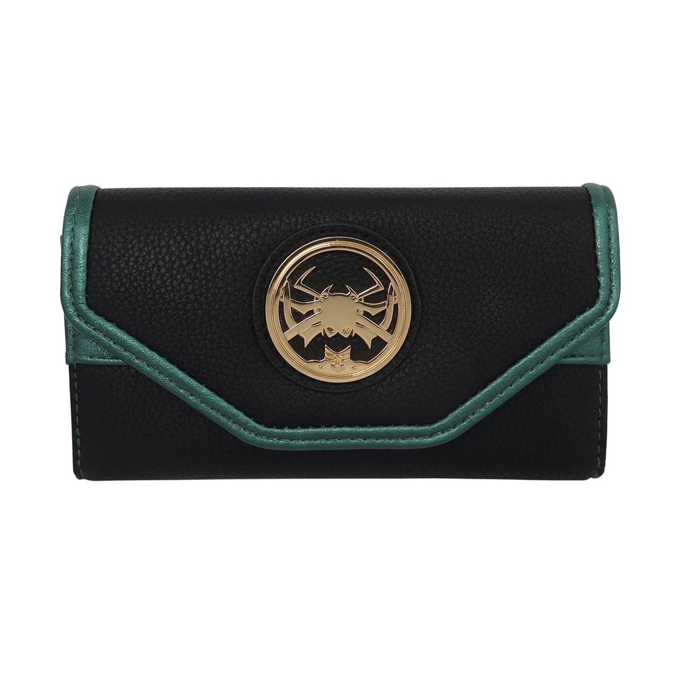 Thor Hela Women's Flap Wallet