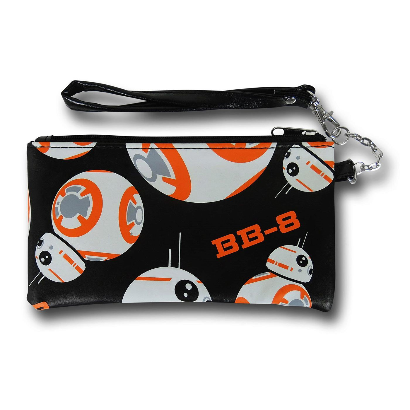 Star Wars The Force Awakens BB-8 Wristlet Wallet