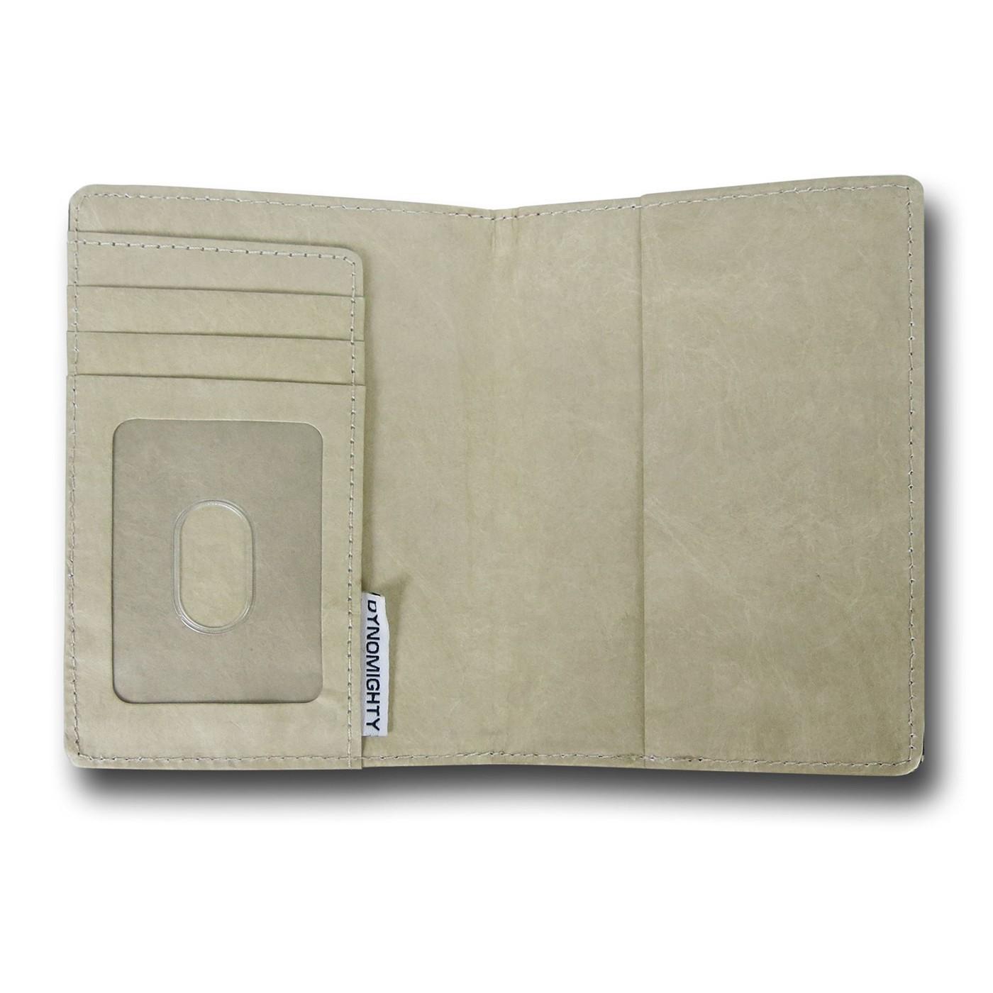 DC Bombshells Tyvek Mighty Passport Cover