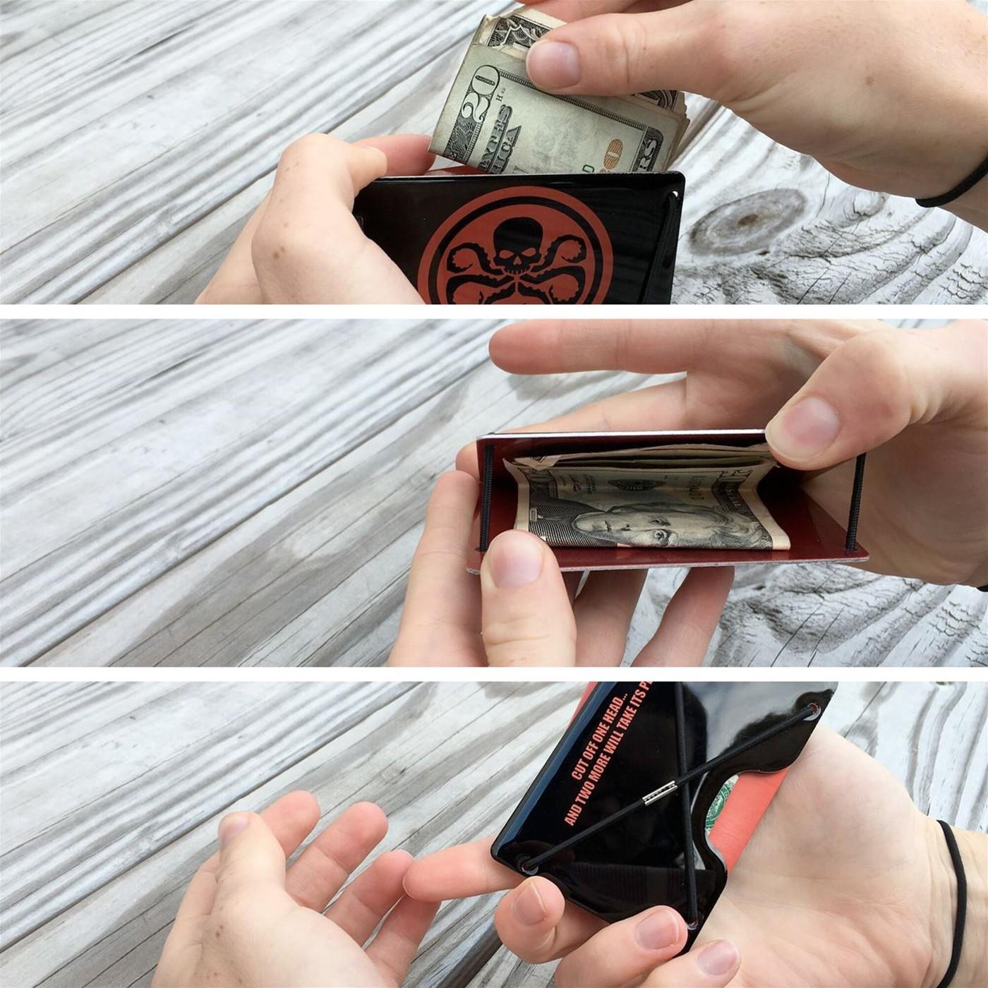 Deadpool Credit Card Wallet