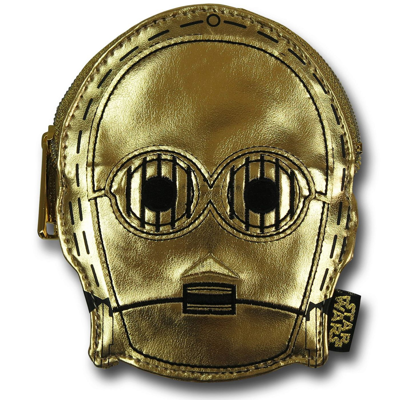 Star Wars C3PO Faux Leather Coin Purse