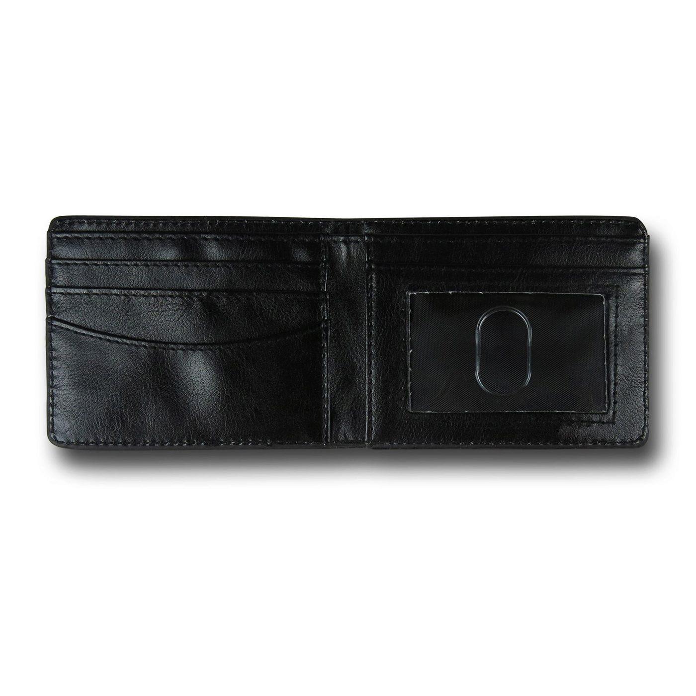 Thor Hammer Swing Bi-Fold Wallet