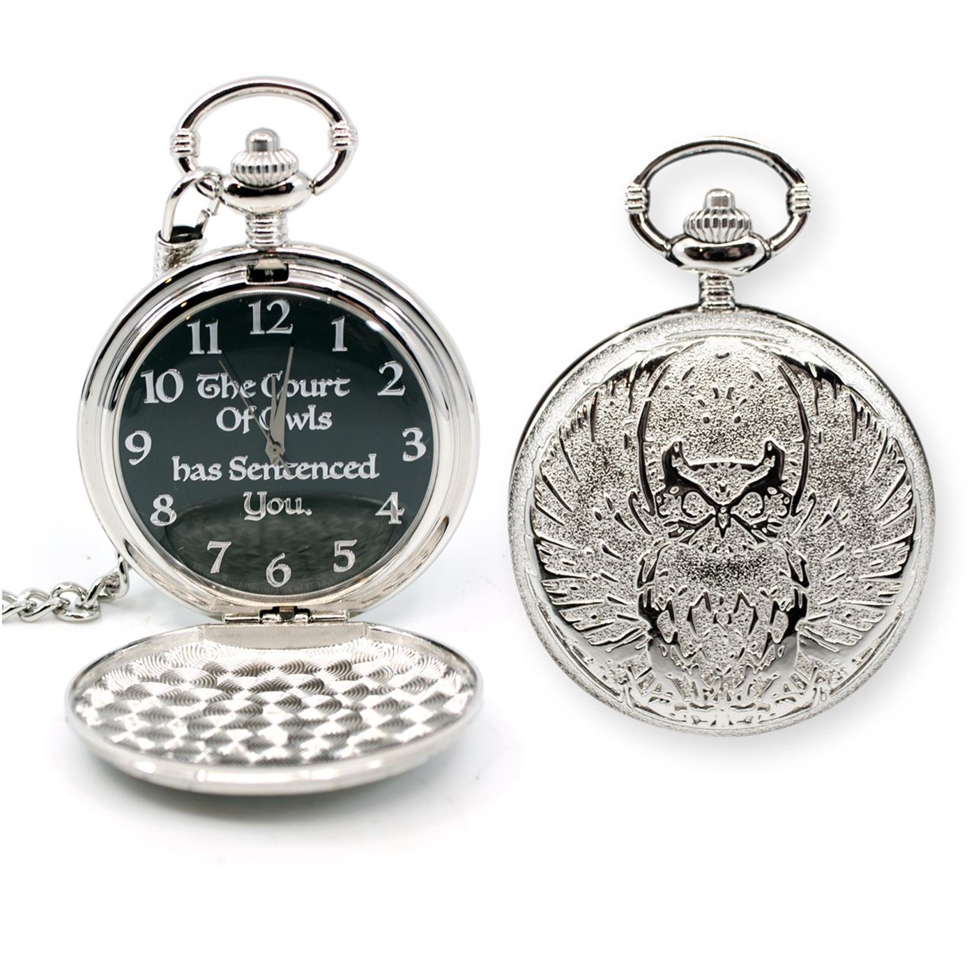 Batman Court of Owls Pocket Watch