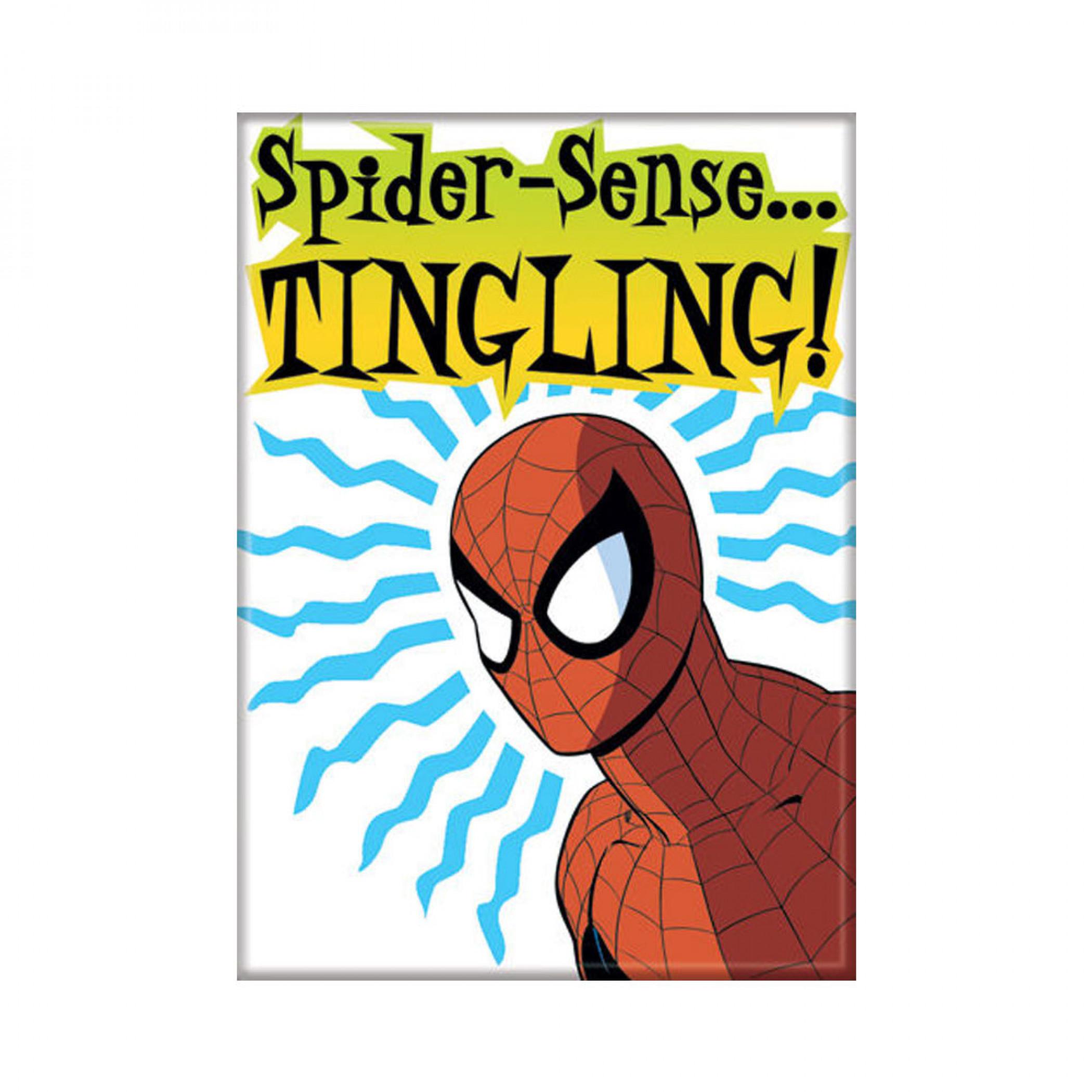 Spider-Man Spider Sense Magnet