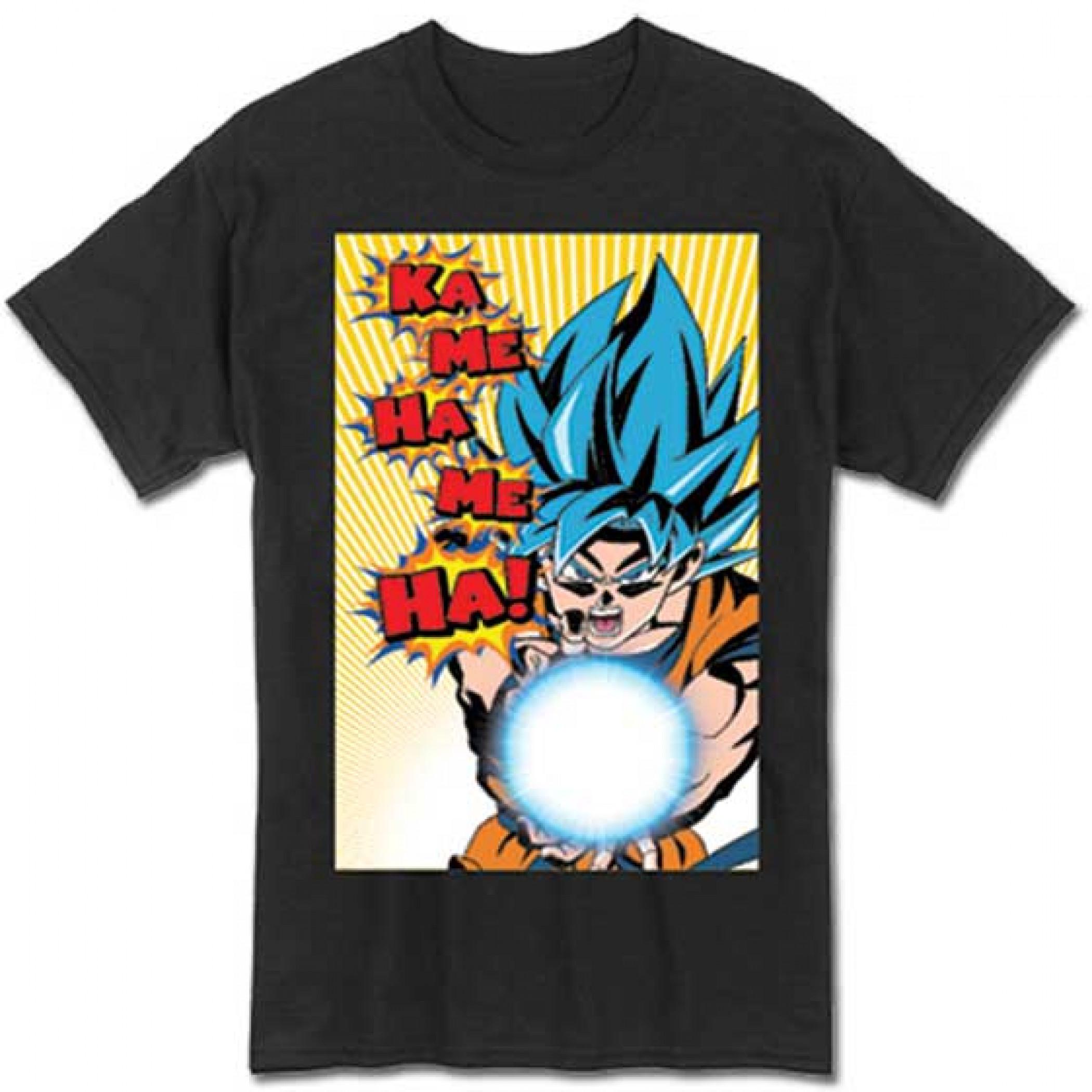 Dragon Ball Super Ka Me Ha Me Ha! T-Shirt
