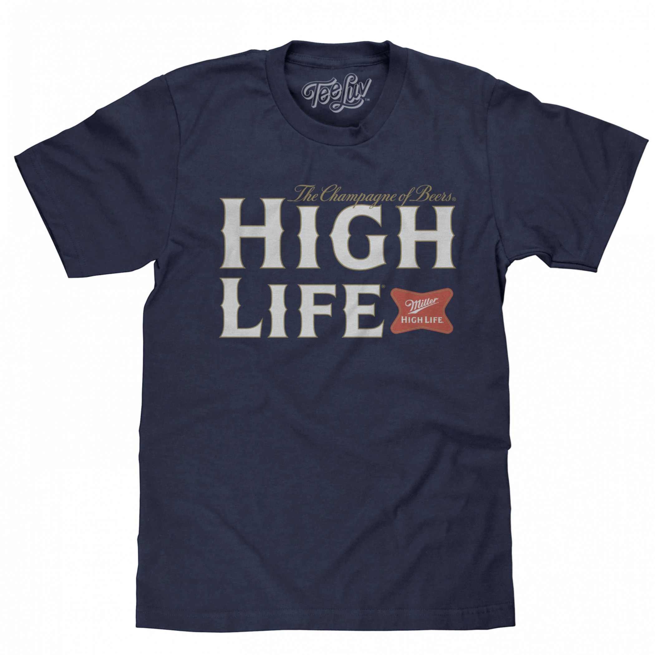 Miller High Life The Champion of Beers T-Shirt