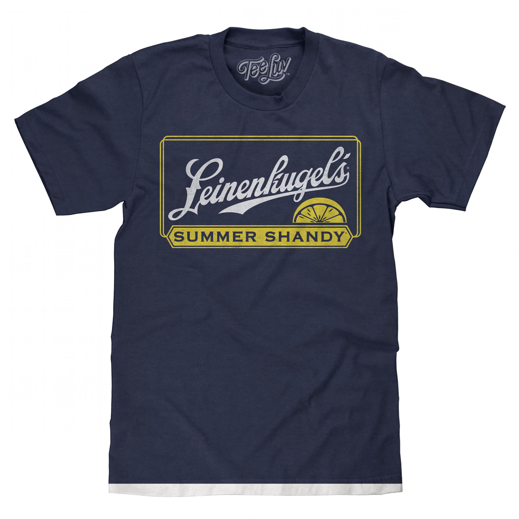 Leinenkugel Summer Shandy Blue T-Shirt