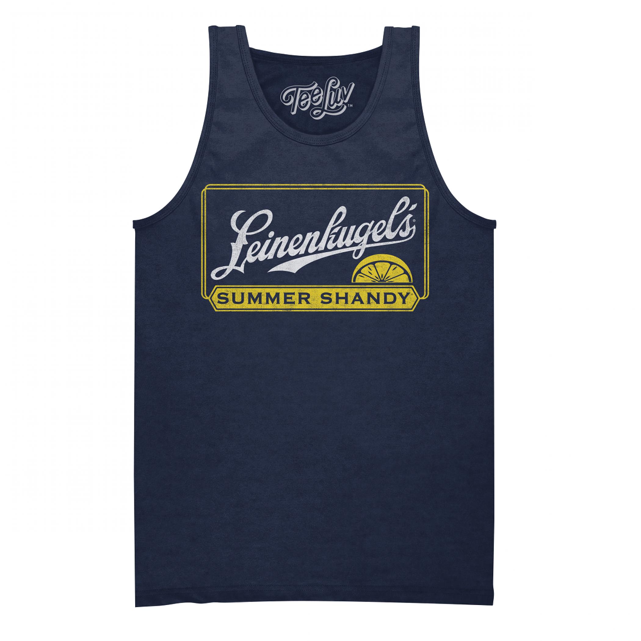 Leinenkugel Summer Shandy Blue Tank Top