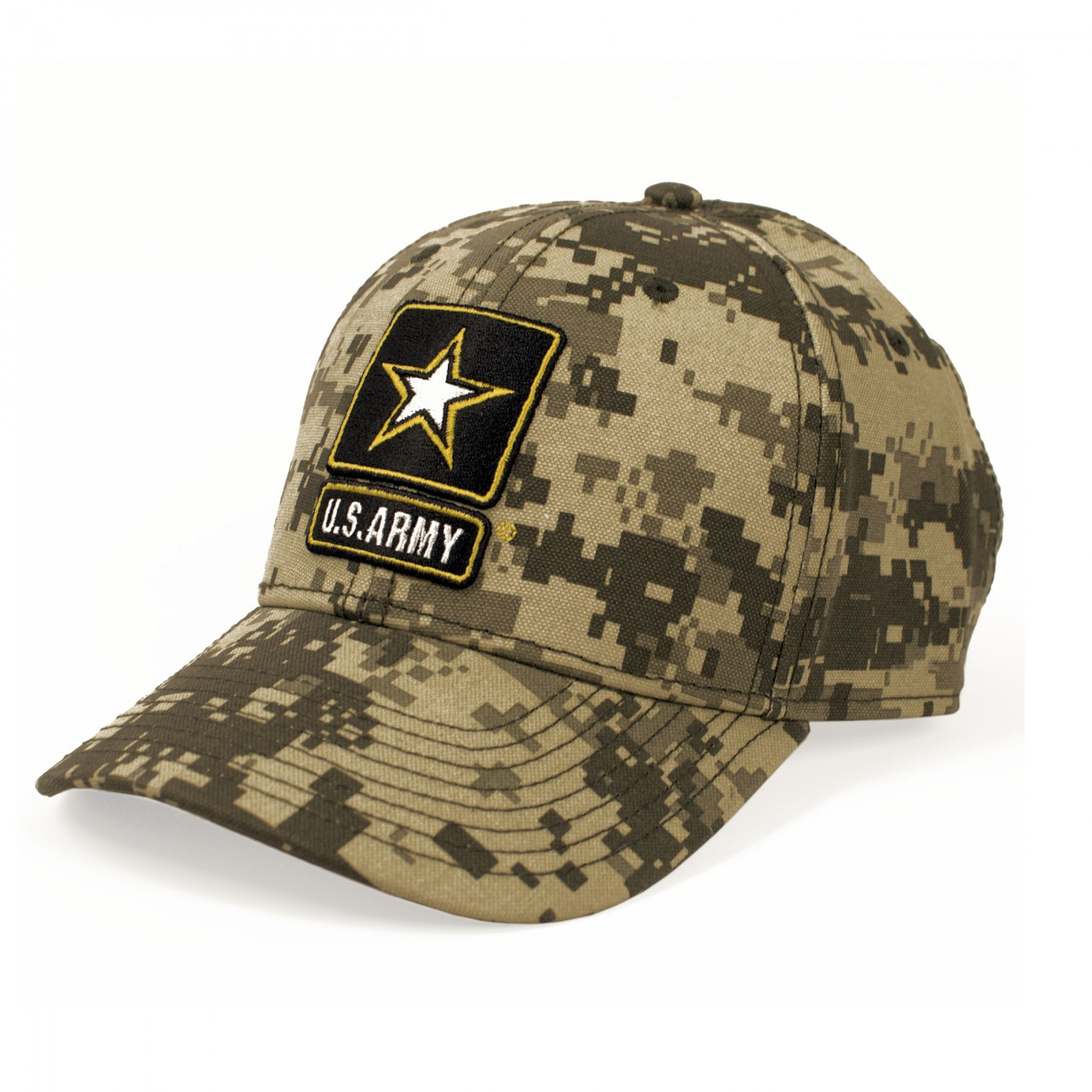 ARMY Military Camo Hat