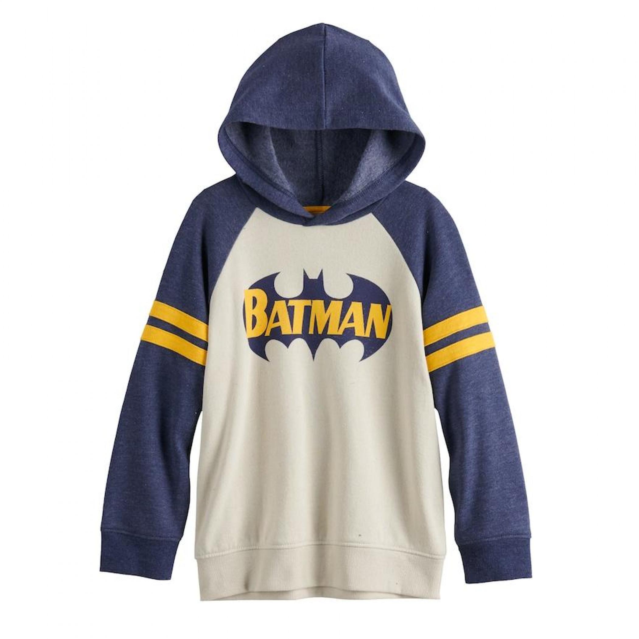 Batman Symbol Sonoma Goods for Life Boys Hoodie