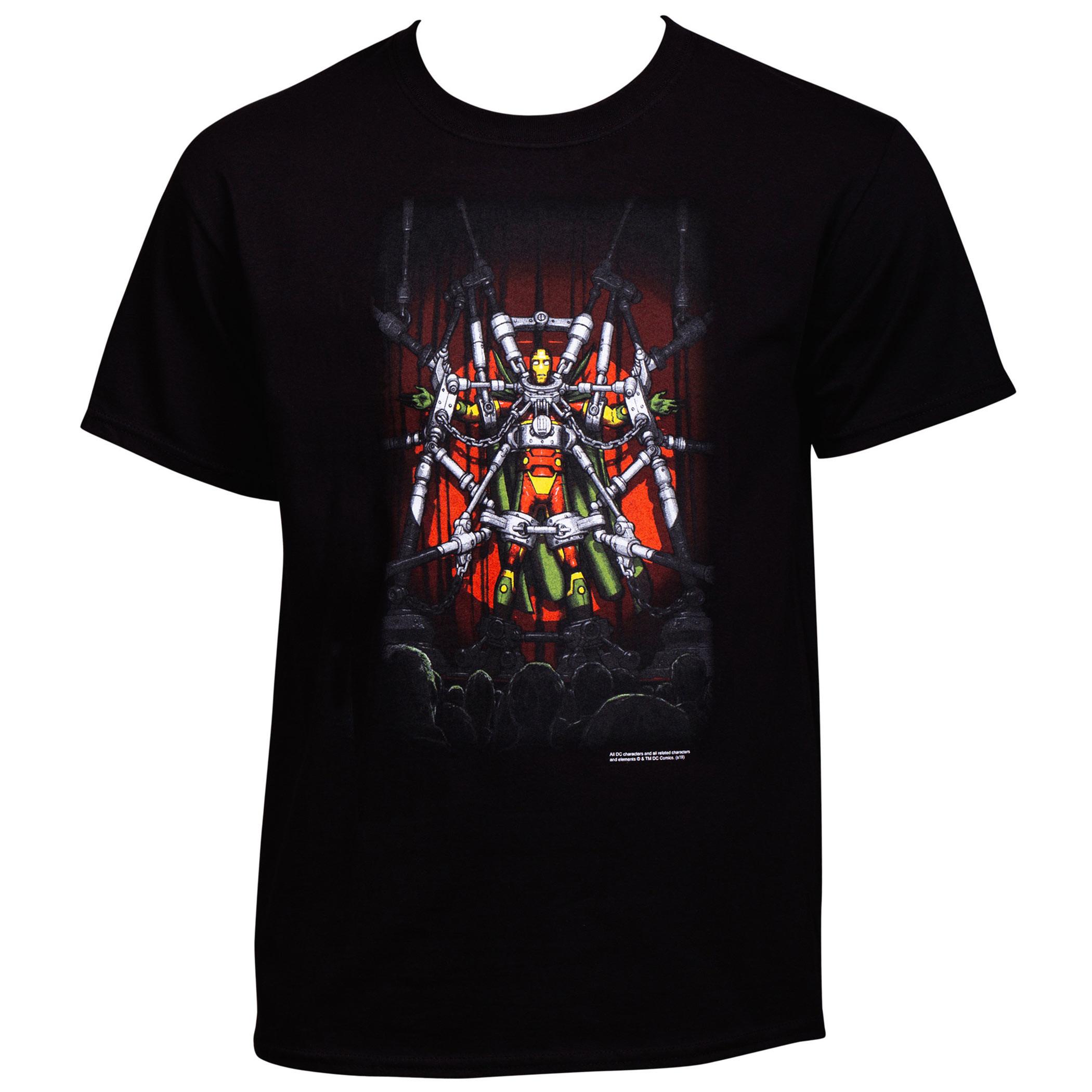 DC Comics Mister Miracle Live T-Shirt