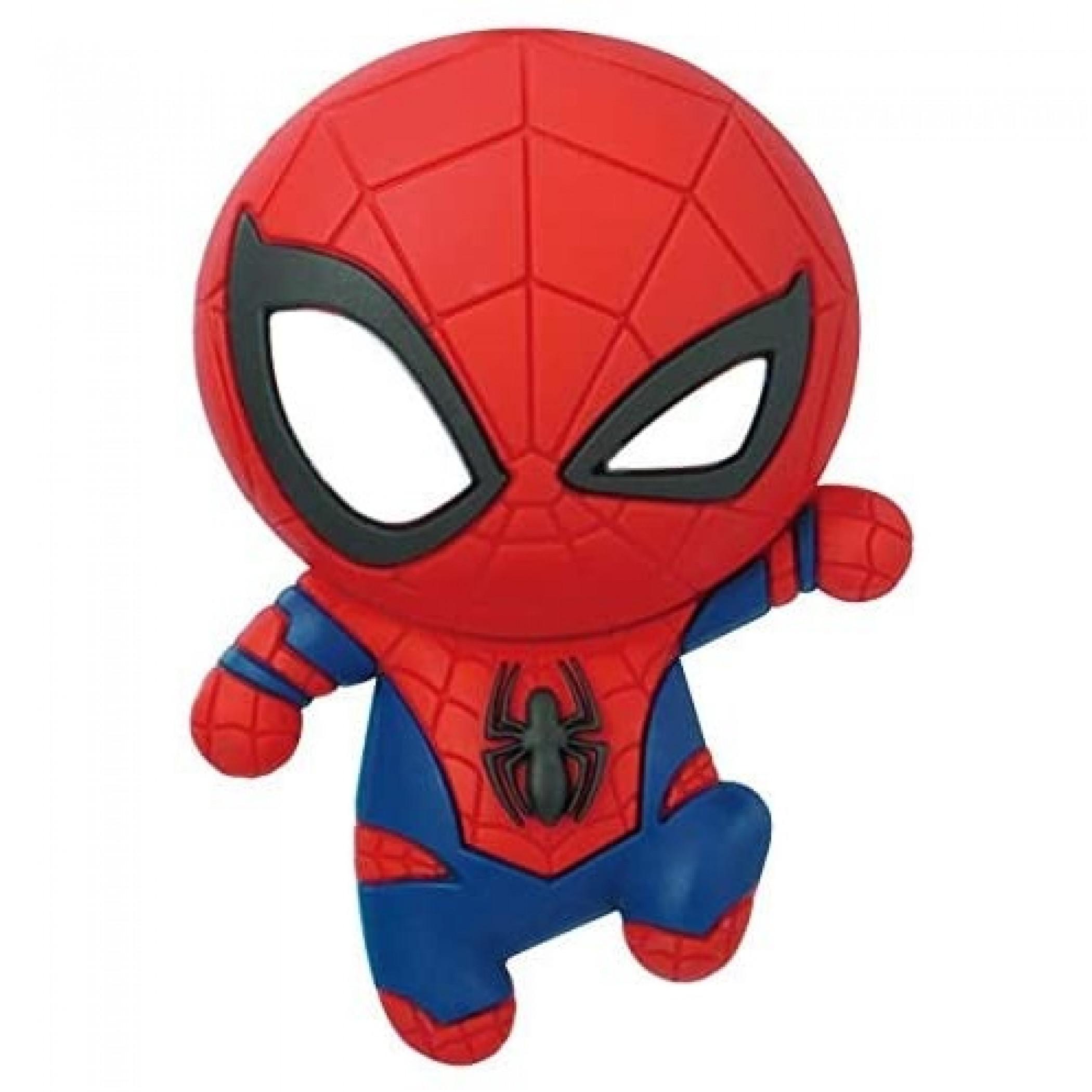 Marvel Comics Spider-Man Costume 3D Foam Magnet