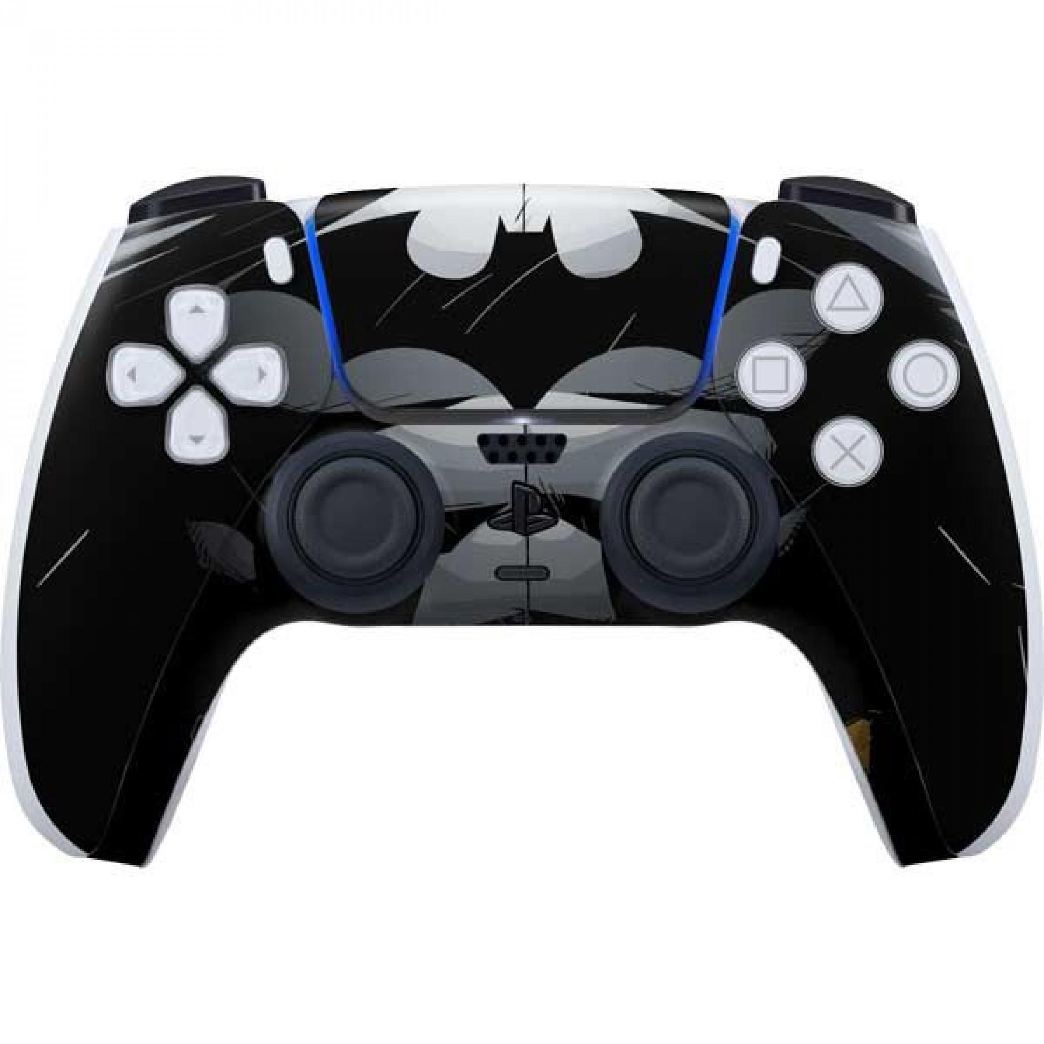 Batman Chest PS5 Controller Skin