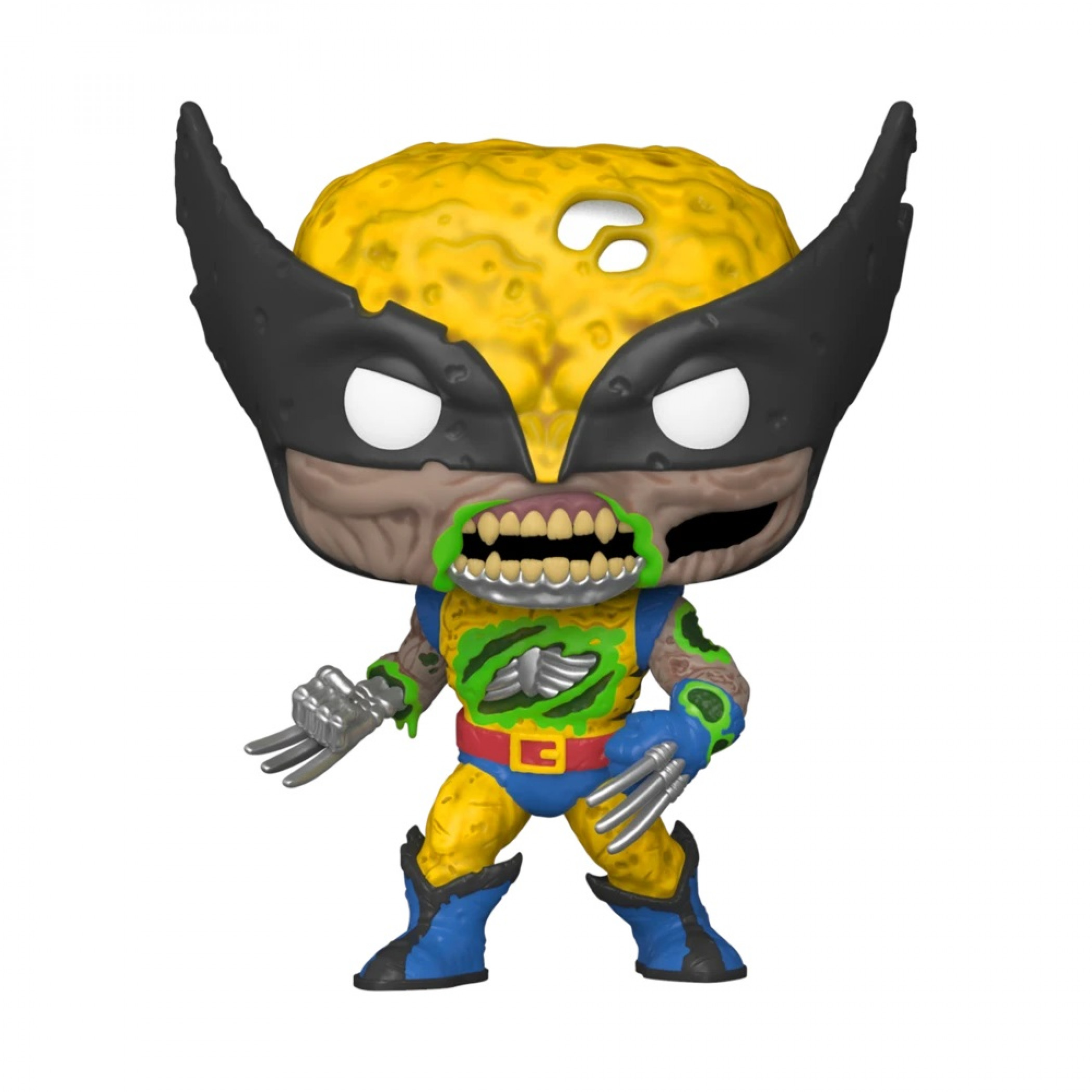 Marvel Zombies Wolverine Funko Pop!
