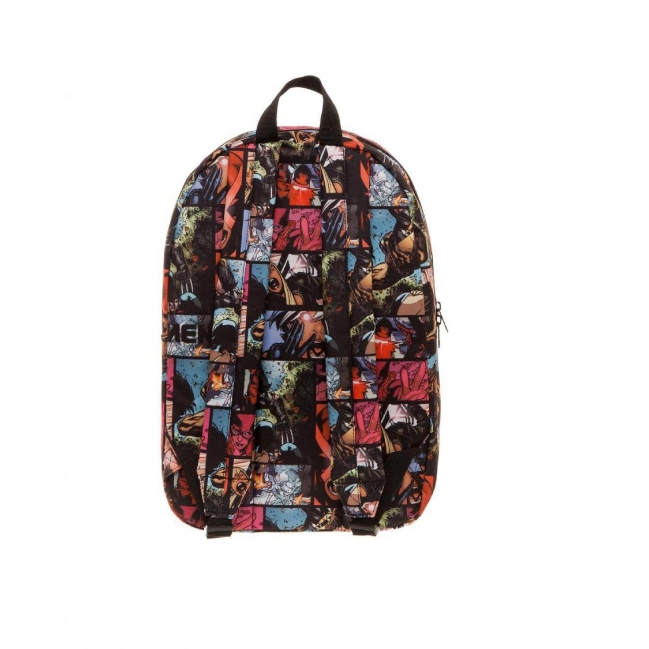 Marvel X-Men Sublimated All Over Print Backpack
