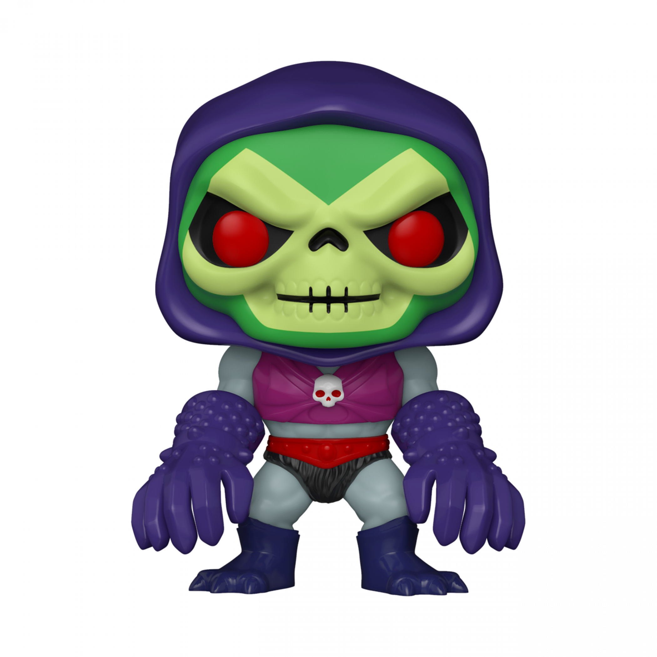 Skeletor with Terror Claws Masters of the Universe Funko Pop! Vinyl Figure