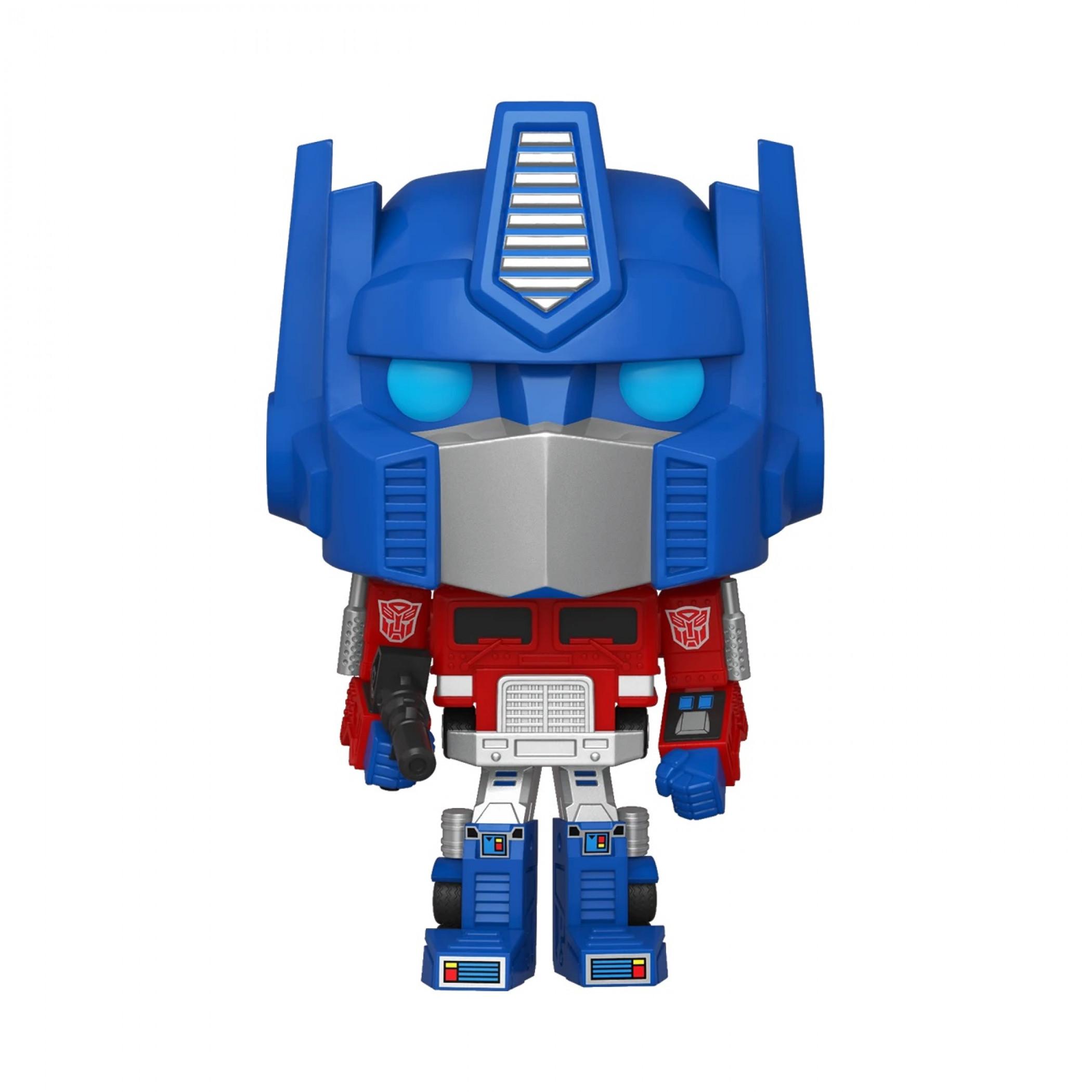 Transformers Optimus Prime Vinyl Funko Pop!