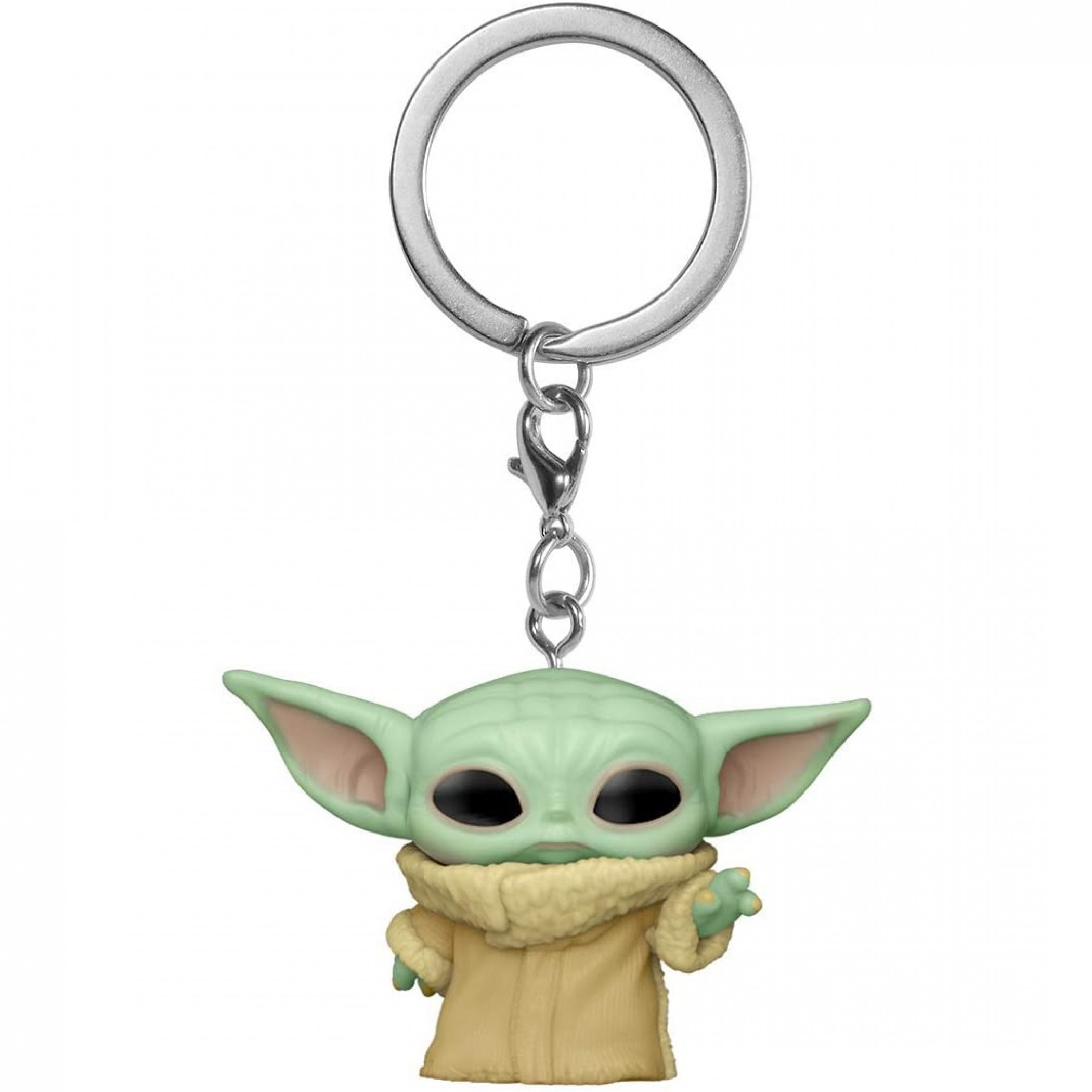Star Wars The Mandalorian Grogu The Child Funko Pop! Keychain