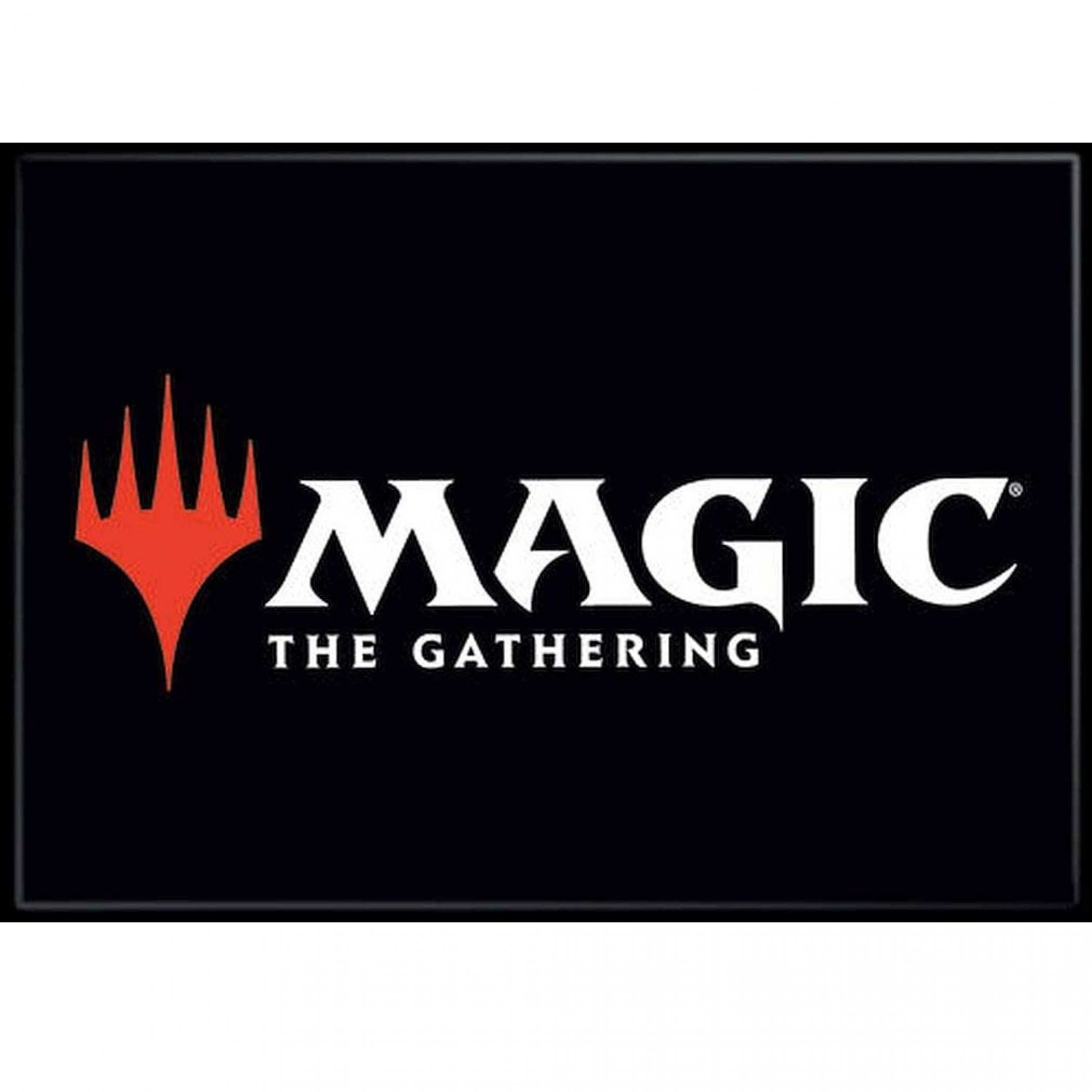 Magic the Gathering Text Magnet