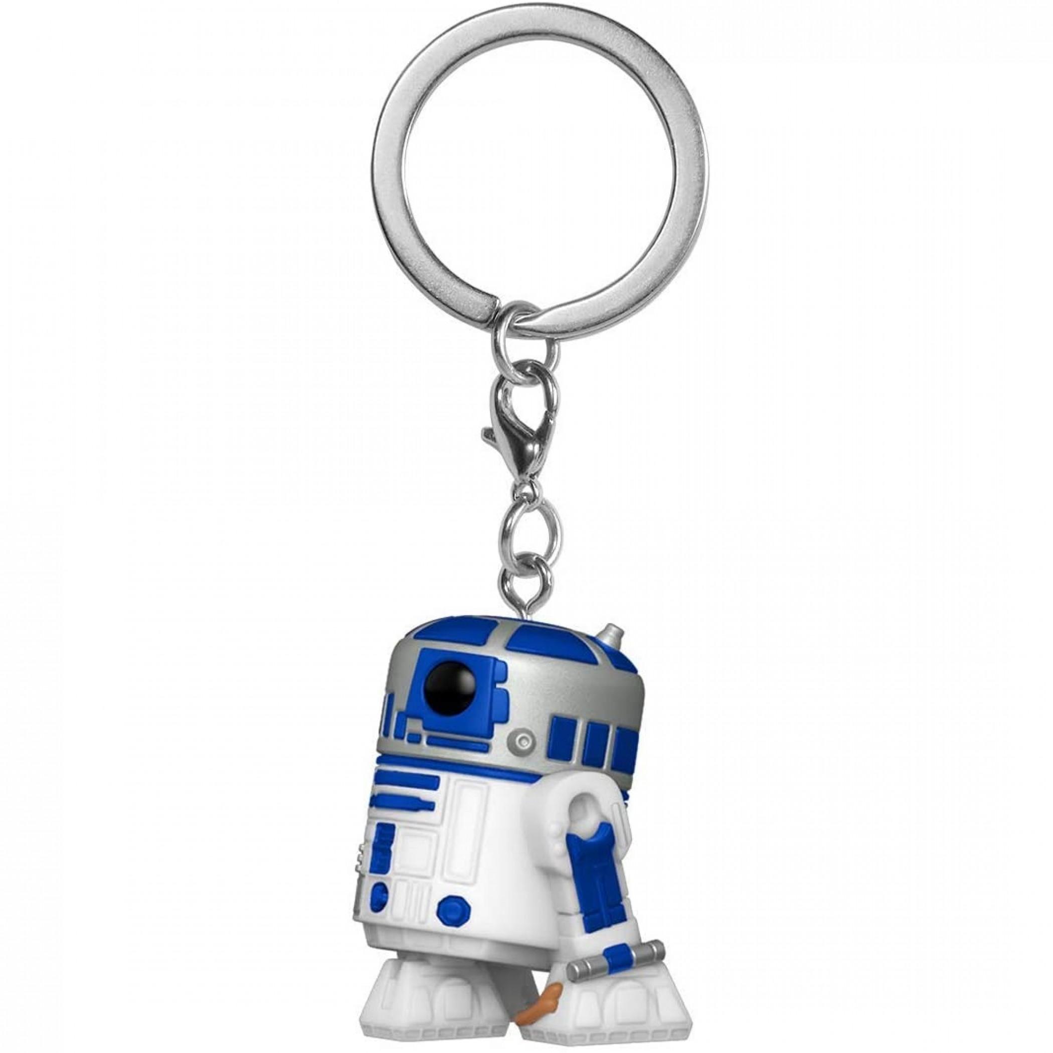Star Wars Classics R2-D2 Funko Pop! Keychain