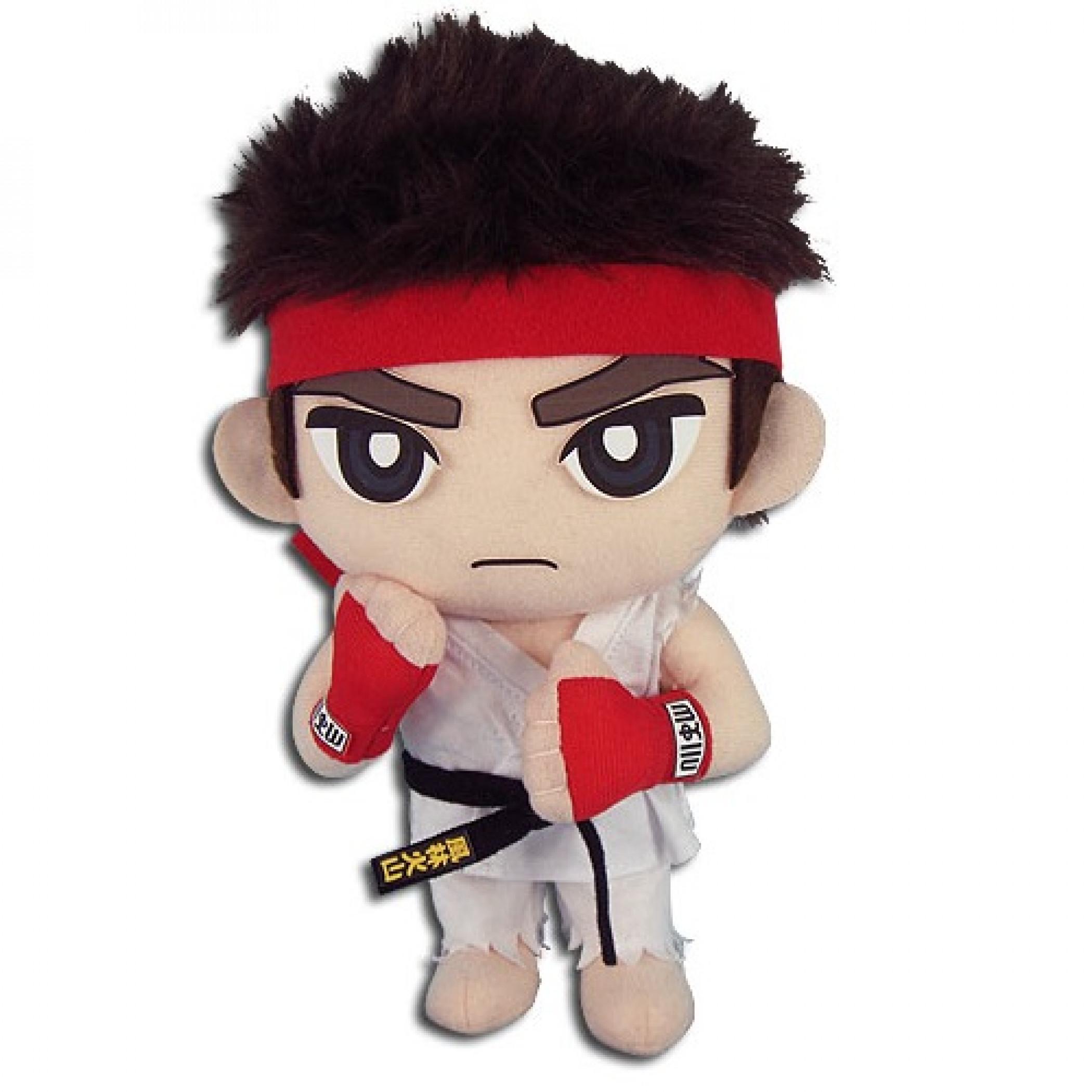 "Street Fighter Ryu 8"" Plush Doll"