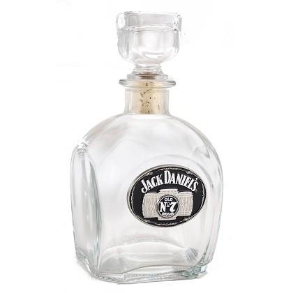 Jack Daniels Medallion Decanter