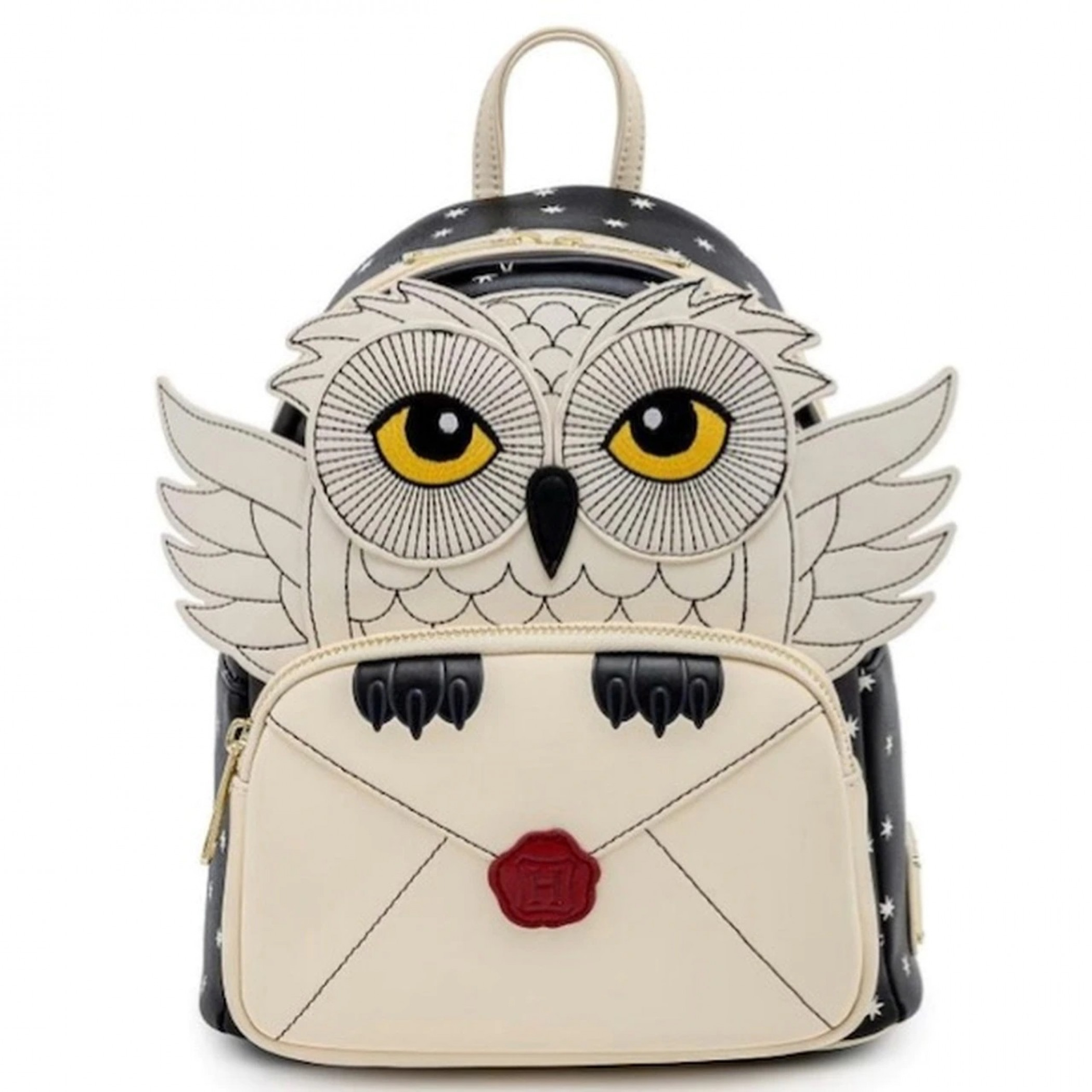 Harry Potter Hedwig Howler Mini Backpack by Loungefly