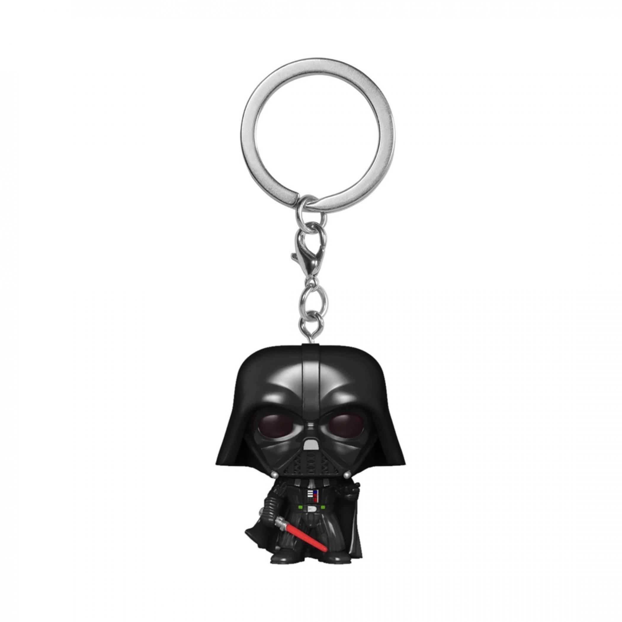 Star Wars Classics Darth Vader Funko Pop! Keychain