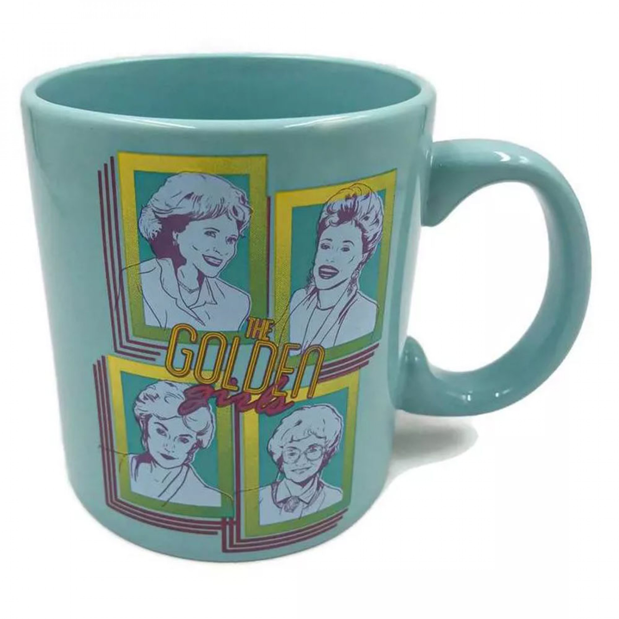 Golden Girls Frames 20 Ounce Mug